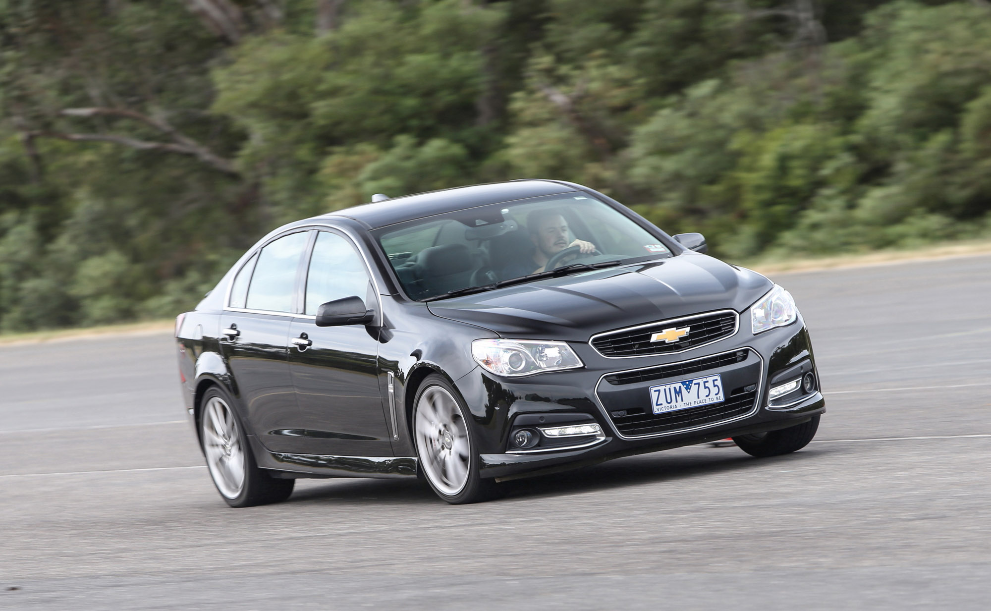 Excellent 2017 Holden Commodore Motorsport Magnum And Director