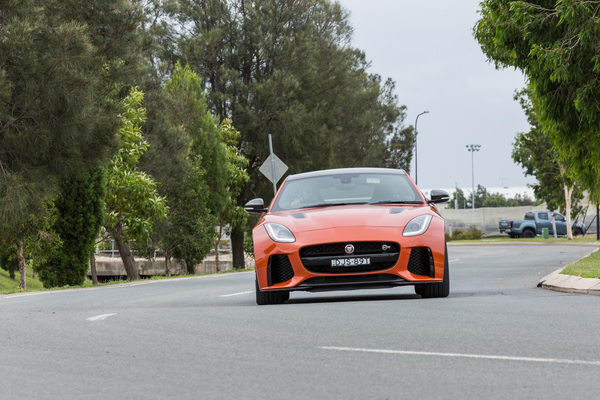 Lastest 2017 Jaguar FType SVR Review  CarAdvice