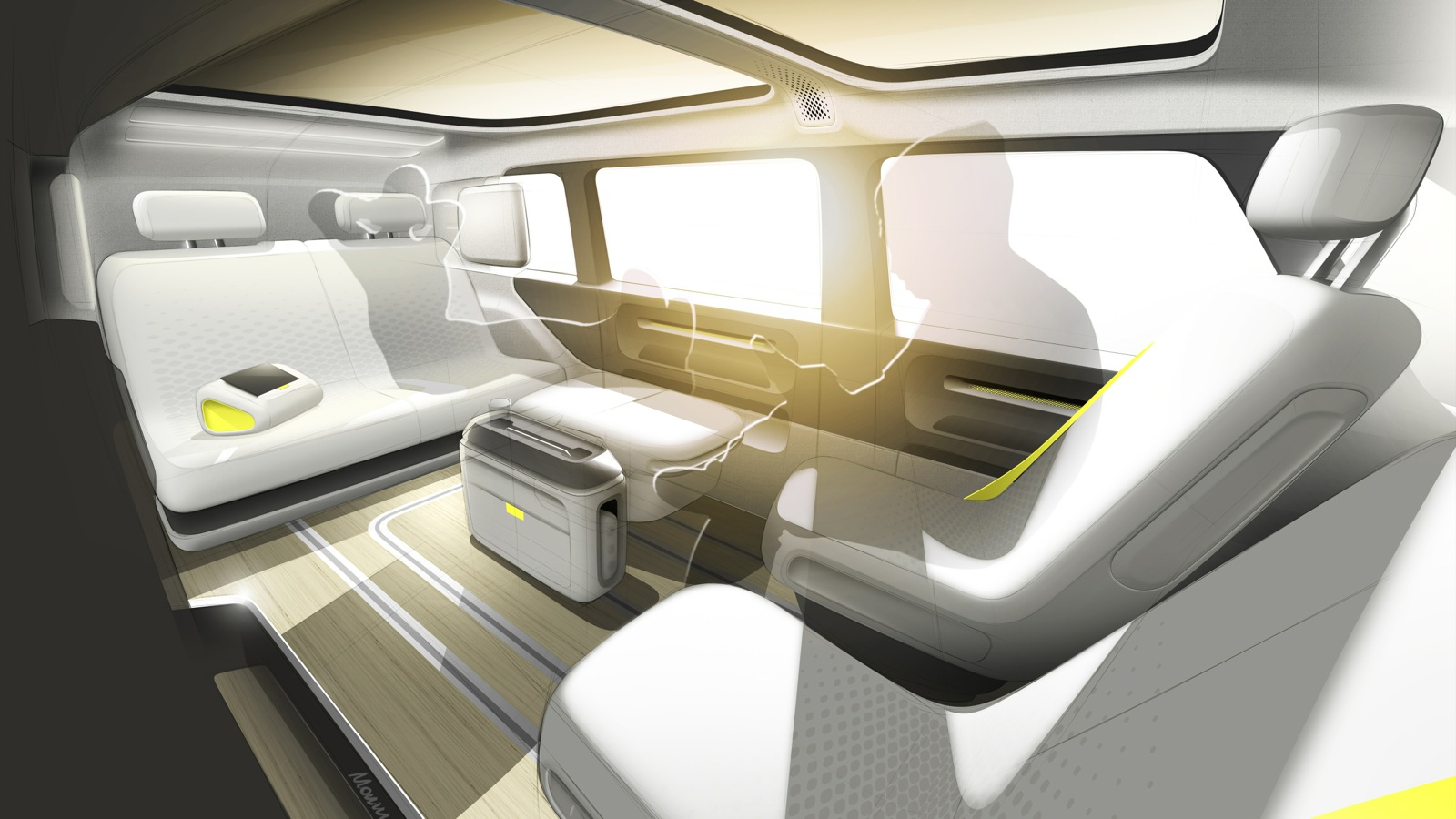 Volkswagen I.D. Buzz concept revealed - Photos (1 of 45)