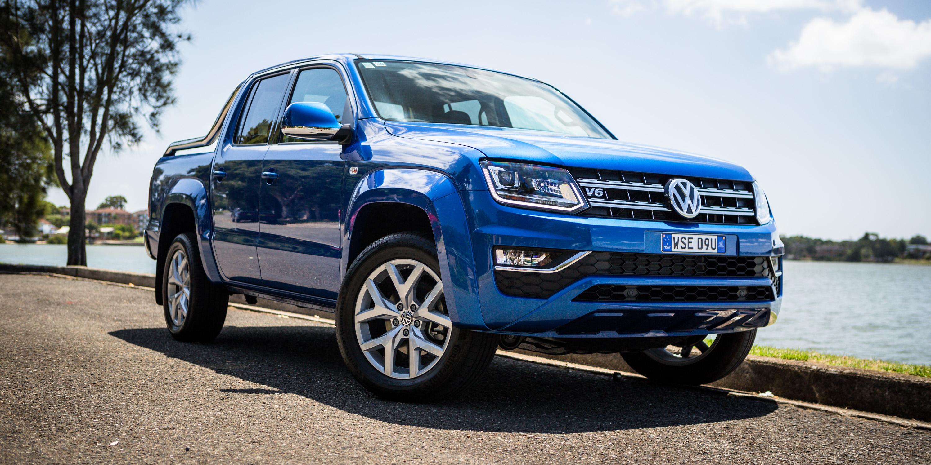 2017 volkswagen amarok v6 ultimate review caradvice. Black Bedroom Furniture Sets. Home Design Ideas
