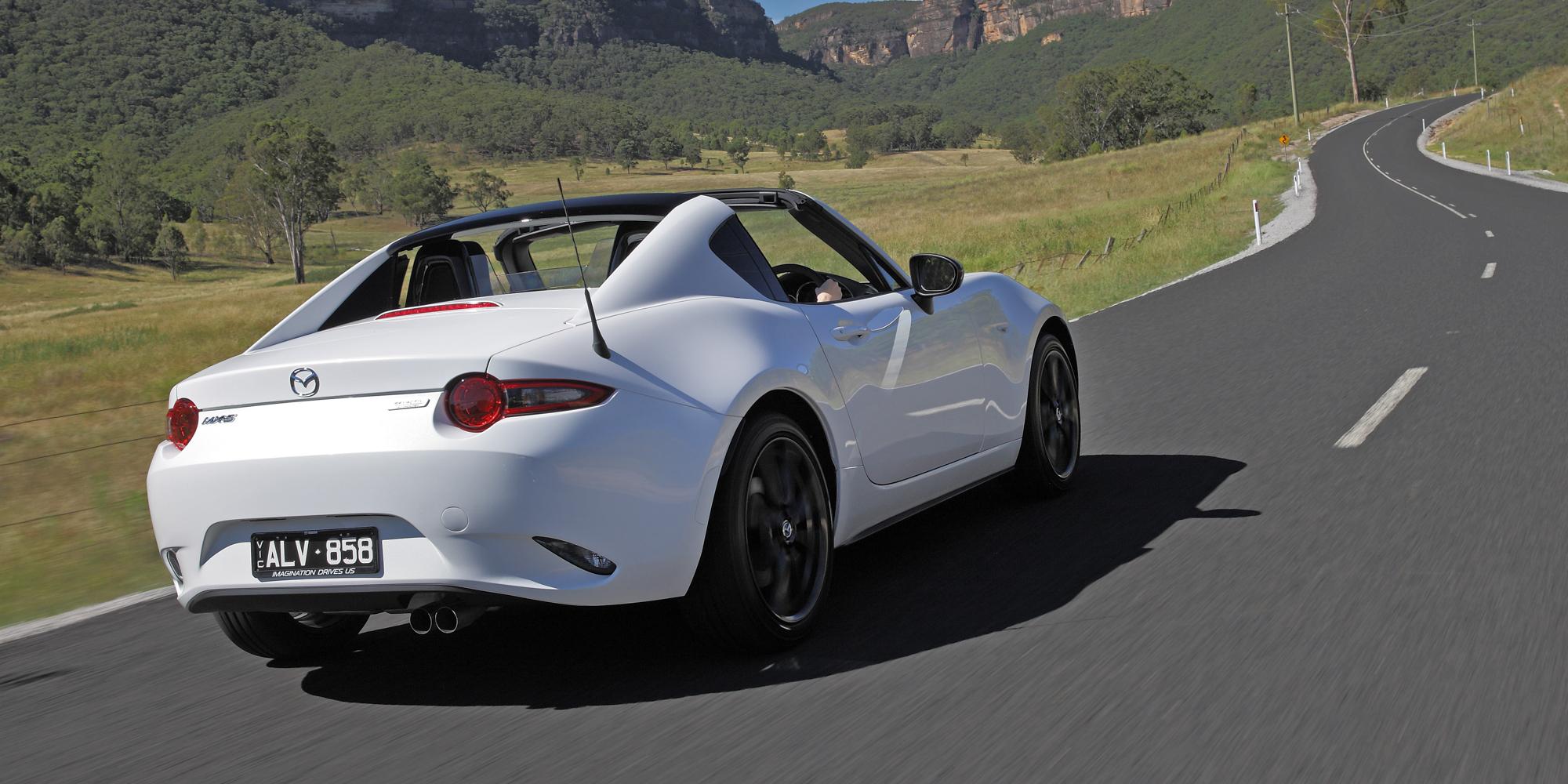 Mazda Miata Rf >> 2017 Mazda MX-5 RF review | CarAdvice