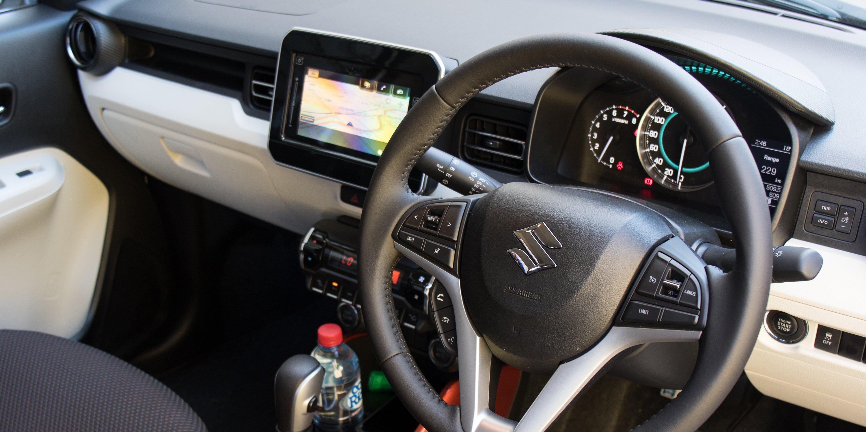 Lastest 2017 Suzuki Ignis Review CarAdvice