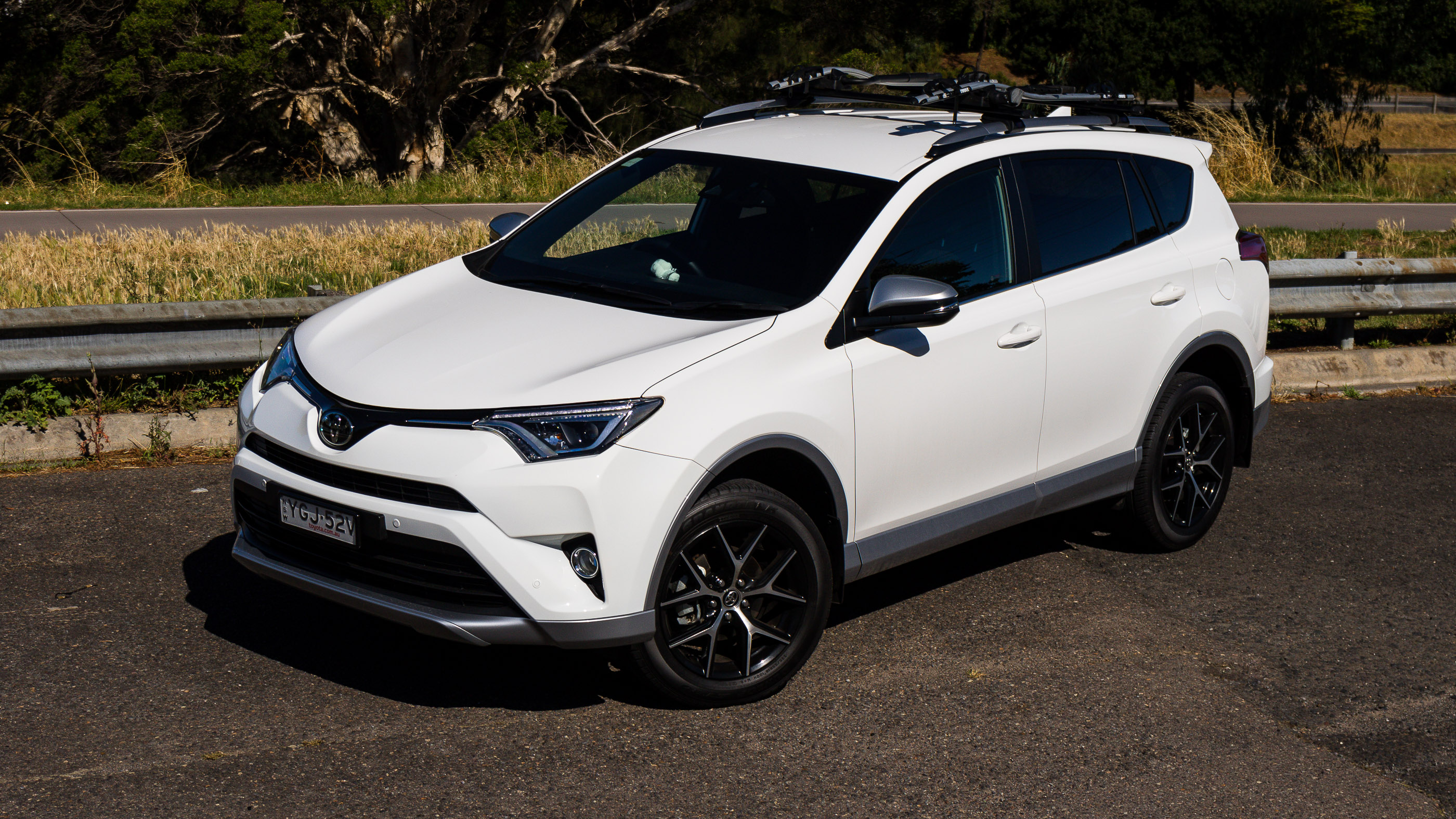 Creative 2017 Toyota RAV4 GXL Review Longterm Report Three  Driver Assistance And I