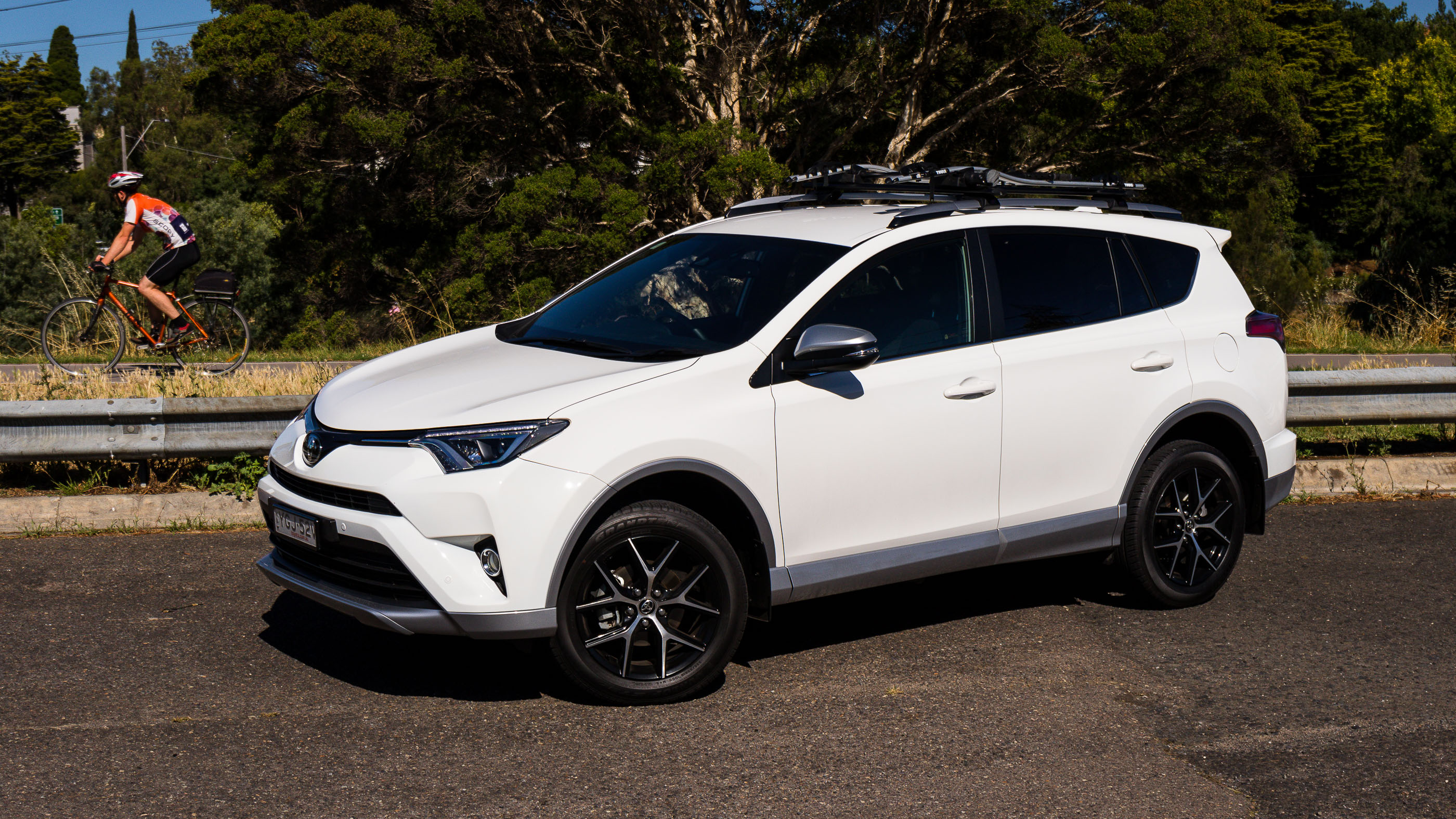 2017 toyota rav4 gxl review long term report three driver assistance and infotainment. Black Bedroom Furniture Sets. Home Design Ideas