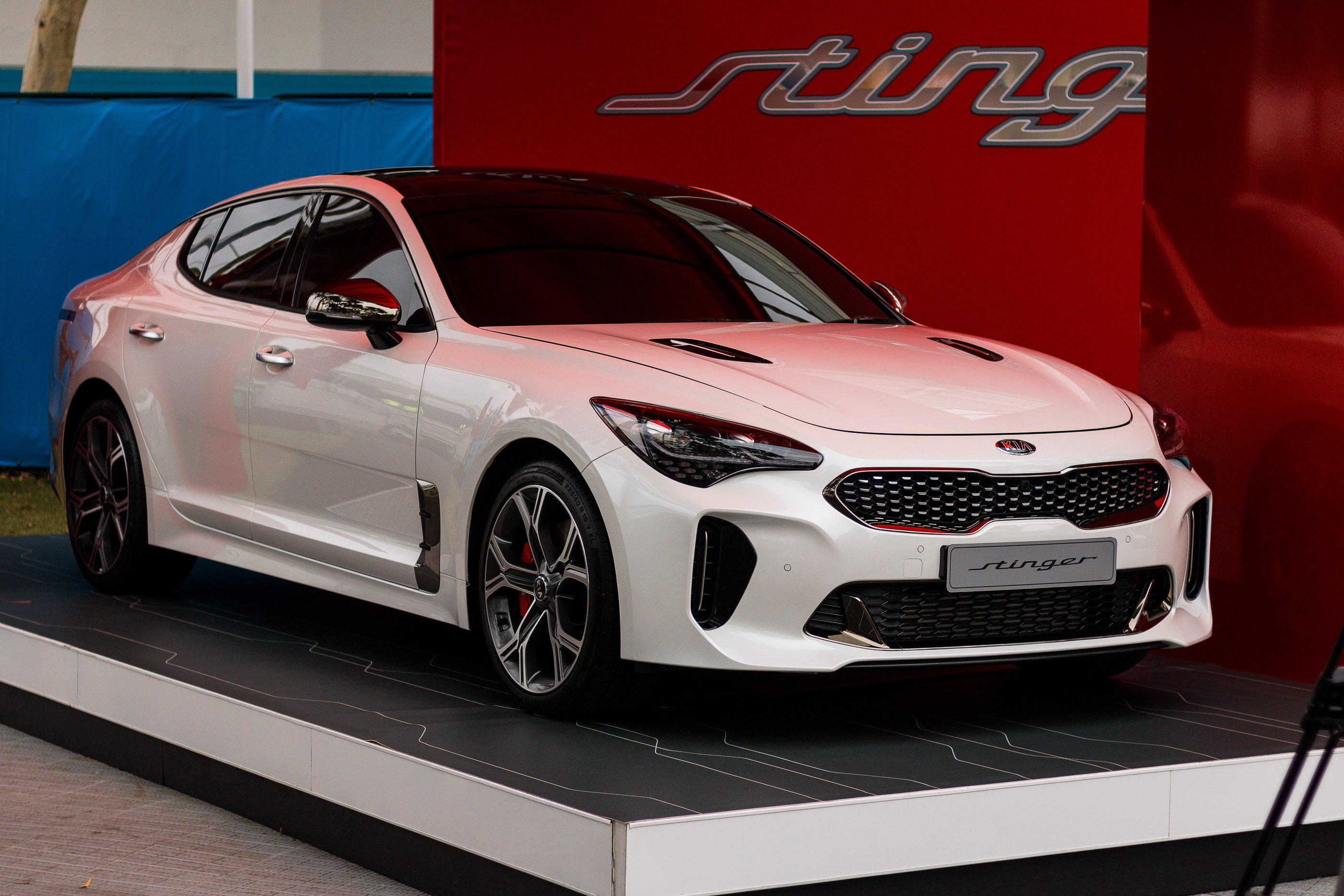 Lancer Gt 2018 >> Kia Stinger Pricing | 2017 - 2018 Best Cars Reviews
