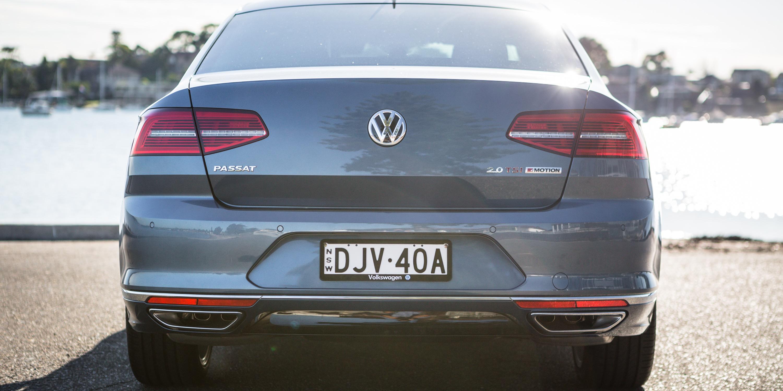 Model 2017 Volkswagen Passat 206TSI RLine Review  CarAdvice