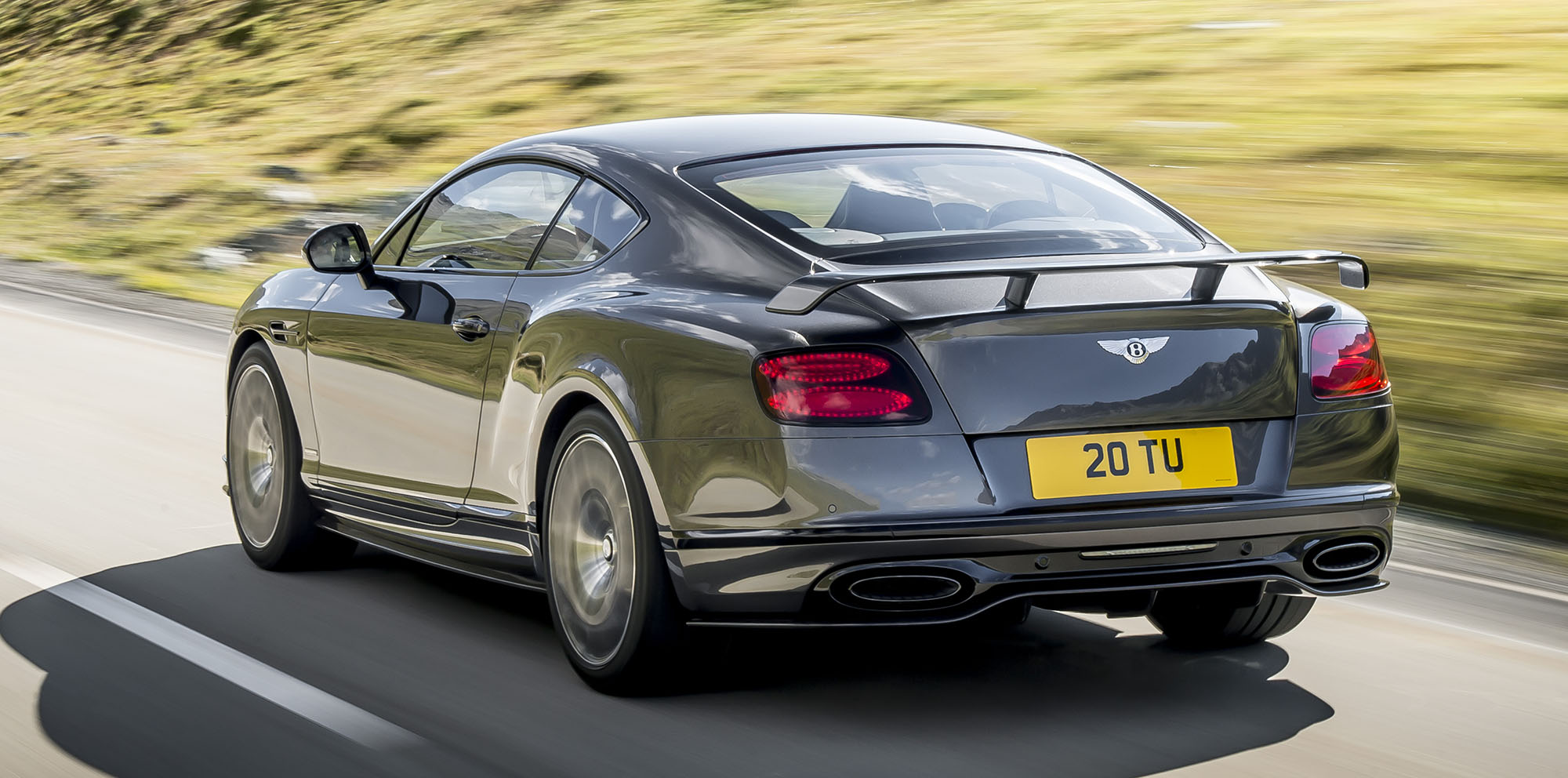 2017 Bentley Continental Supersports World S Fastest