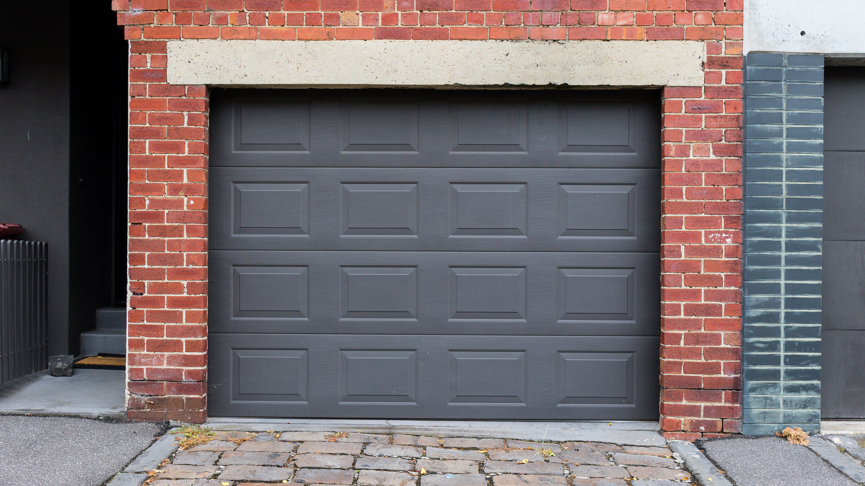 Behind closed doors what lives in the garages of your for 1 5 car garage door