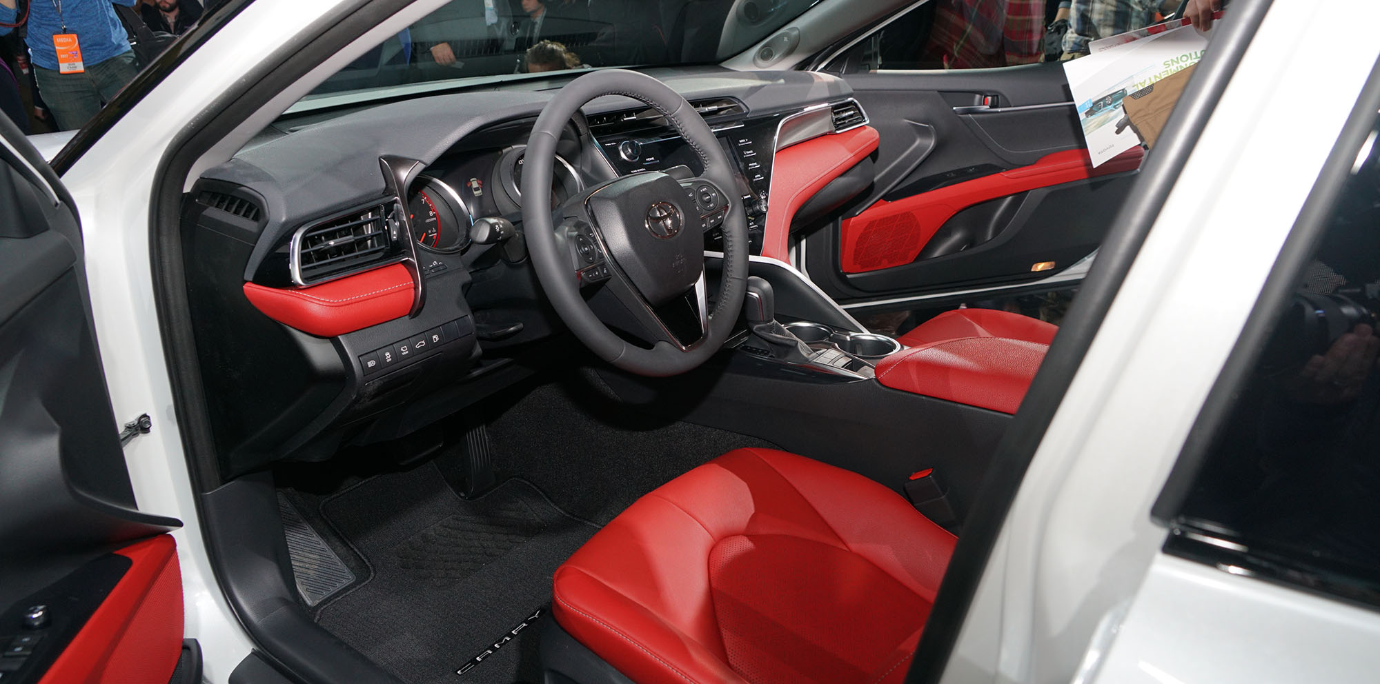2018 toyota camry interior. modren toyota 2018 toyota camry revealed japanbuilt sedan in australia from late 2017 in toyota camry interior