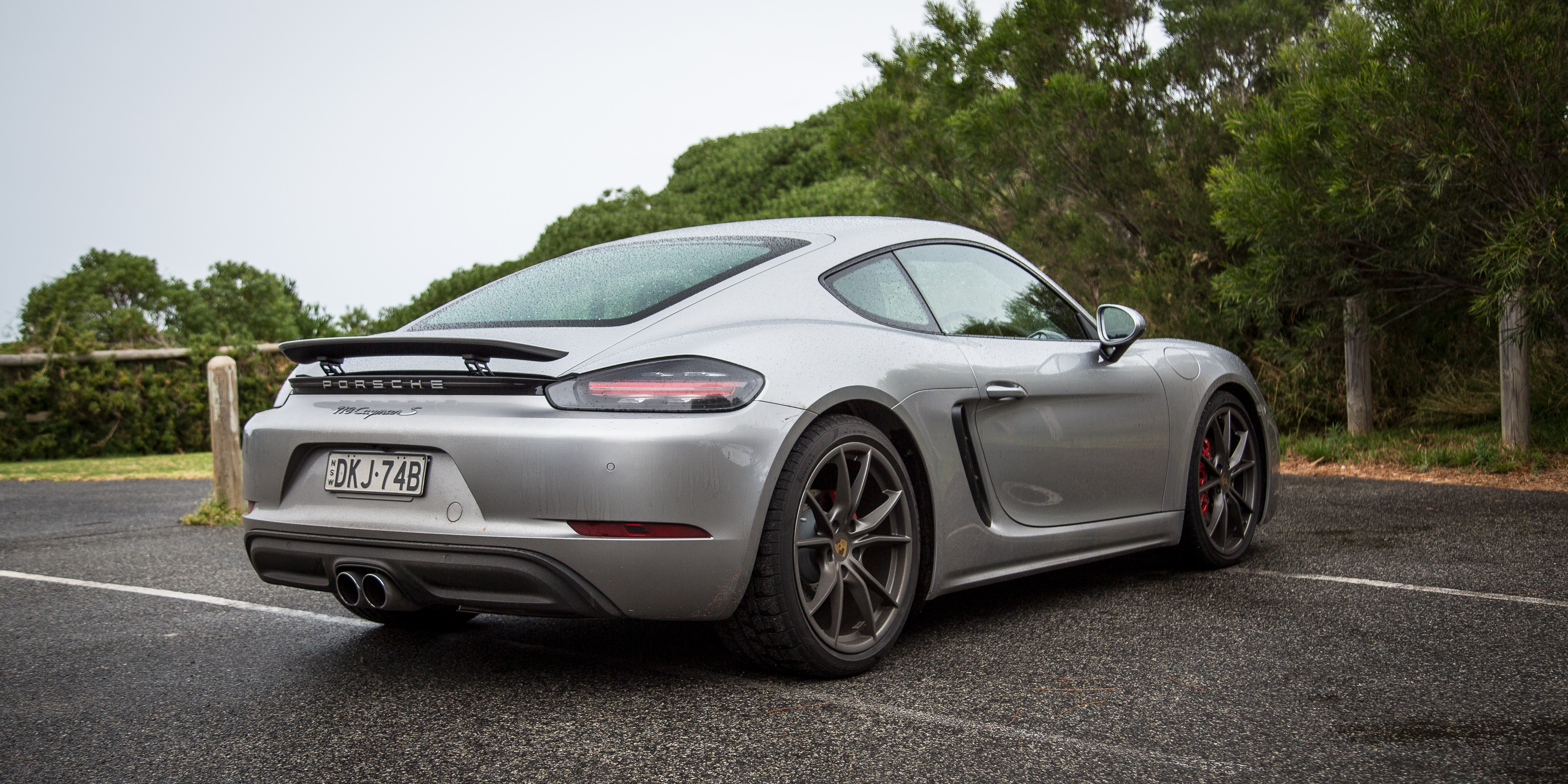 2017 Porsche 718 Cayman S Review Caradvice