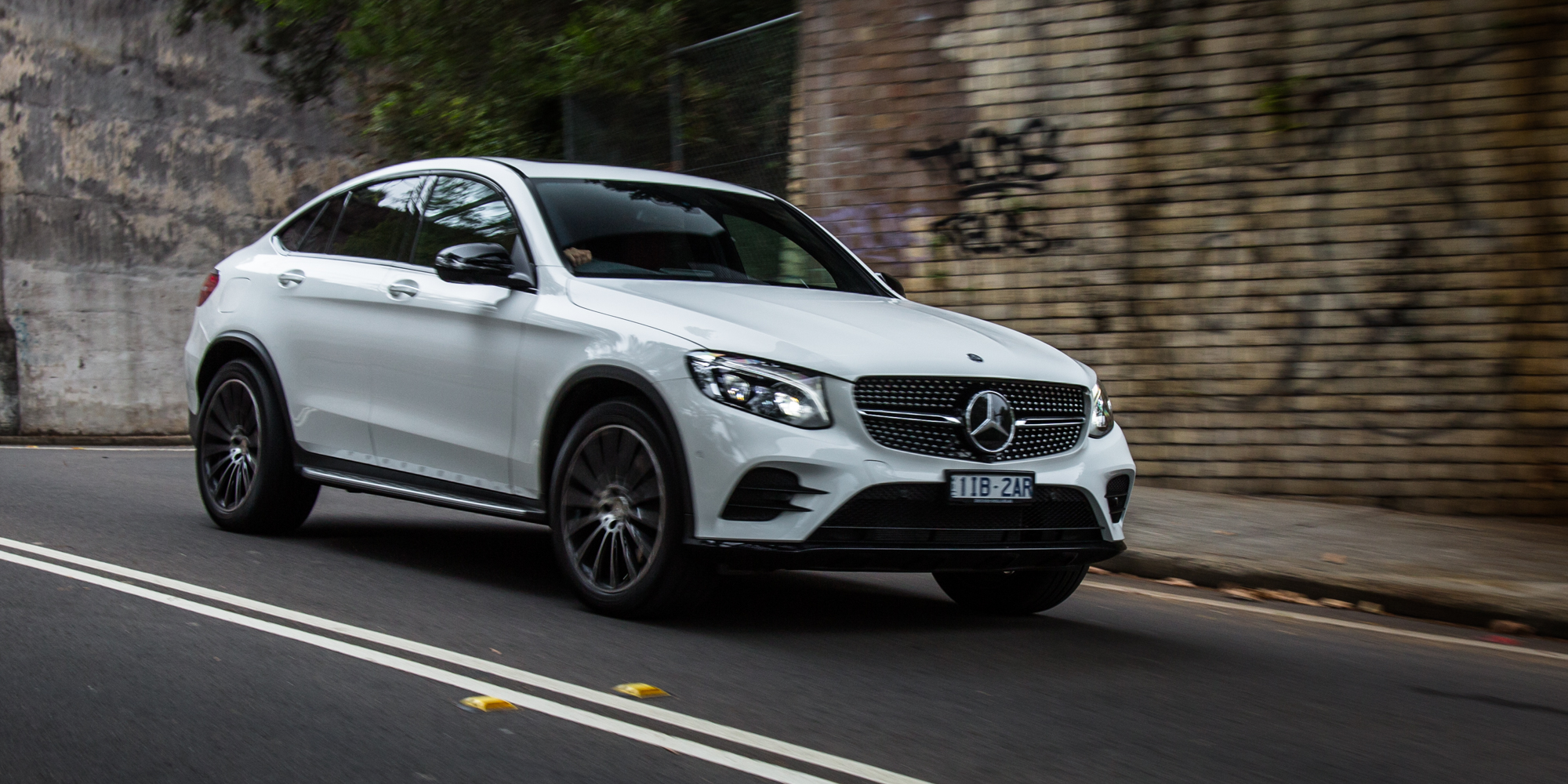 2017 mercedes benz glc250 coupe review caradvice for Mercedes benz of seattle
