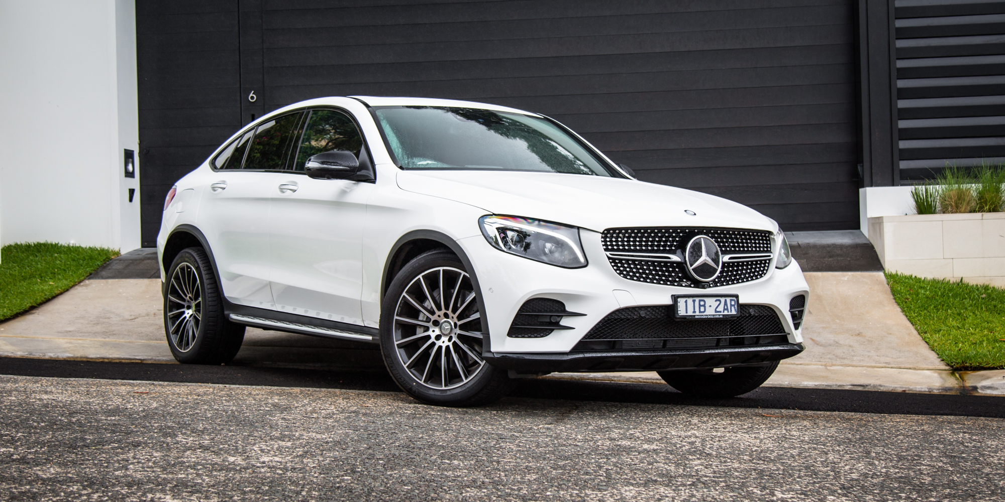 2017 mercedes benz glc250 coupe review caradvice