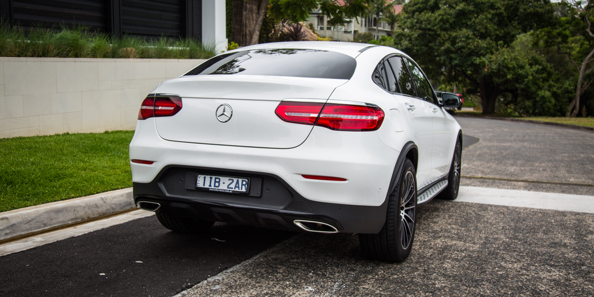 2017 Mercedes-Benz GLC250 Coupe review | CarAdvice