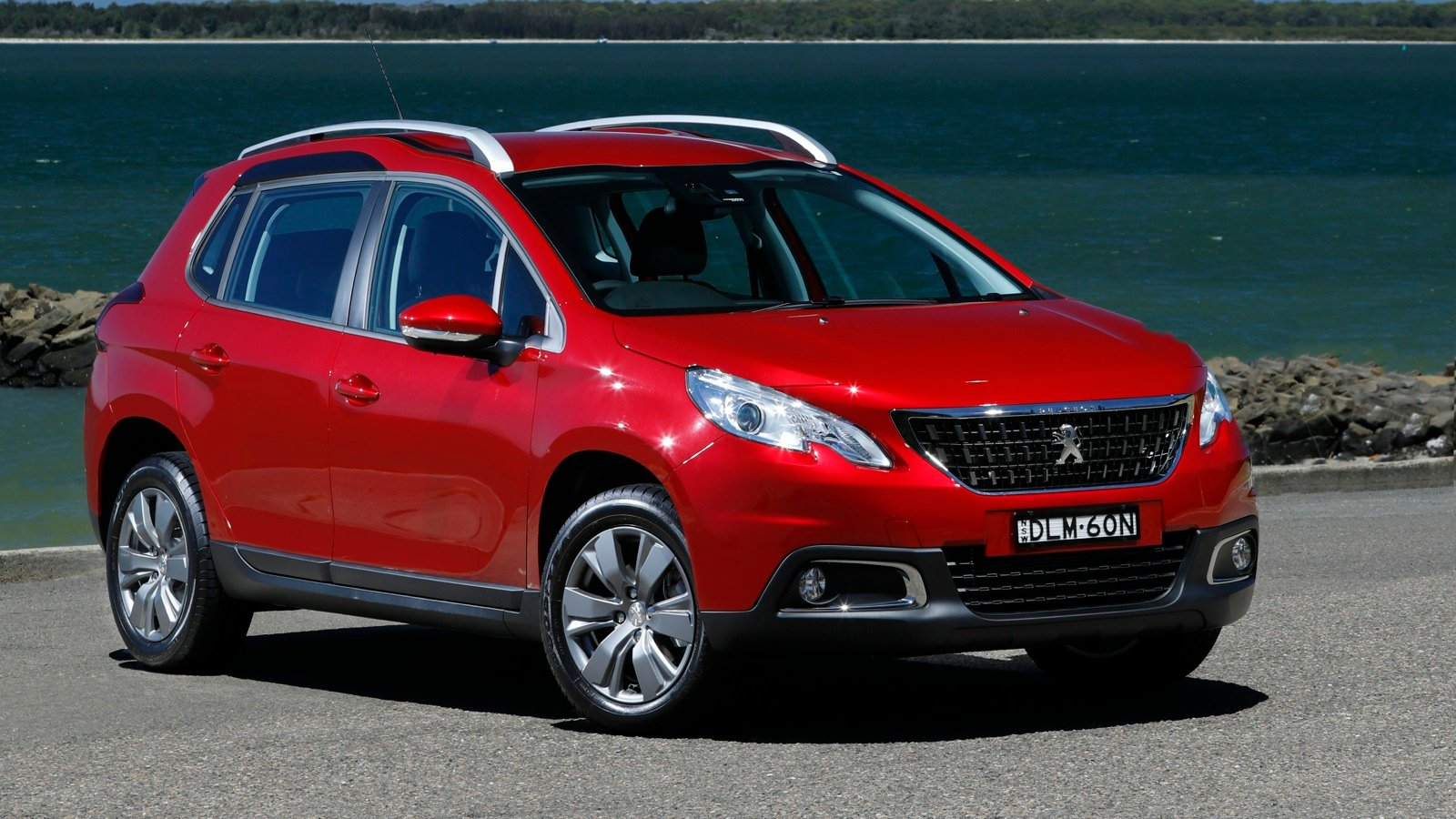 2017 peugeot 2008 review caradvice. Black Bedroom Furniture Sets. Home Design Ideas