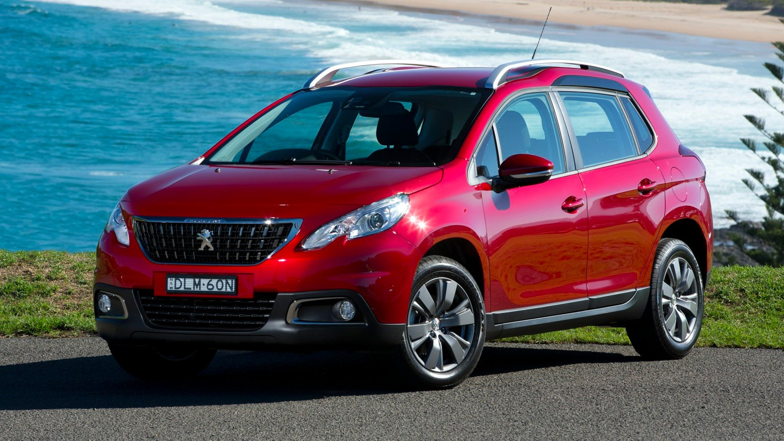2017 Peugeot 2008 pricing and specs - Photos (1 of 40)