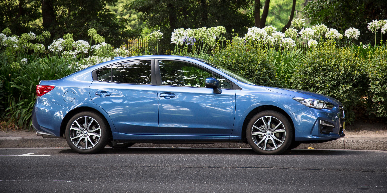 Amazing 2017 Subaru Impreza 20iL Sedan Review  CarAdvice