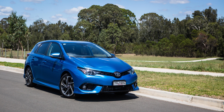 Unique 2017 Toyota Corolla SX Review  CarAdvice