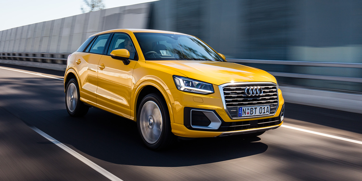 Audi to fill the gaps in its SUV range with Q4 and Q6