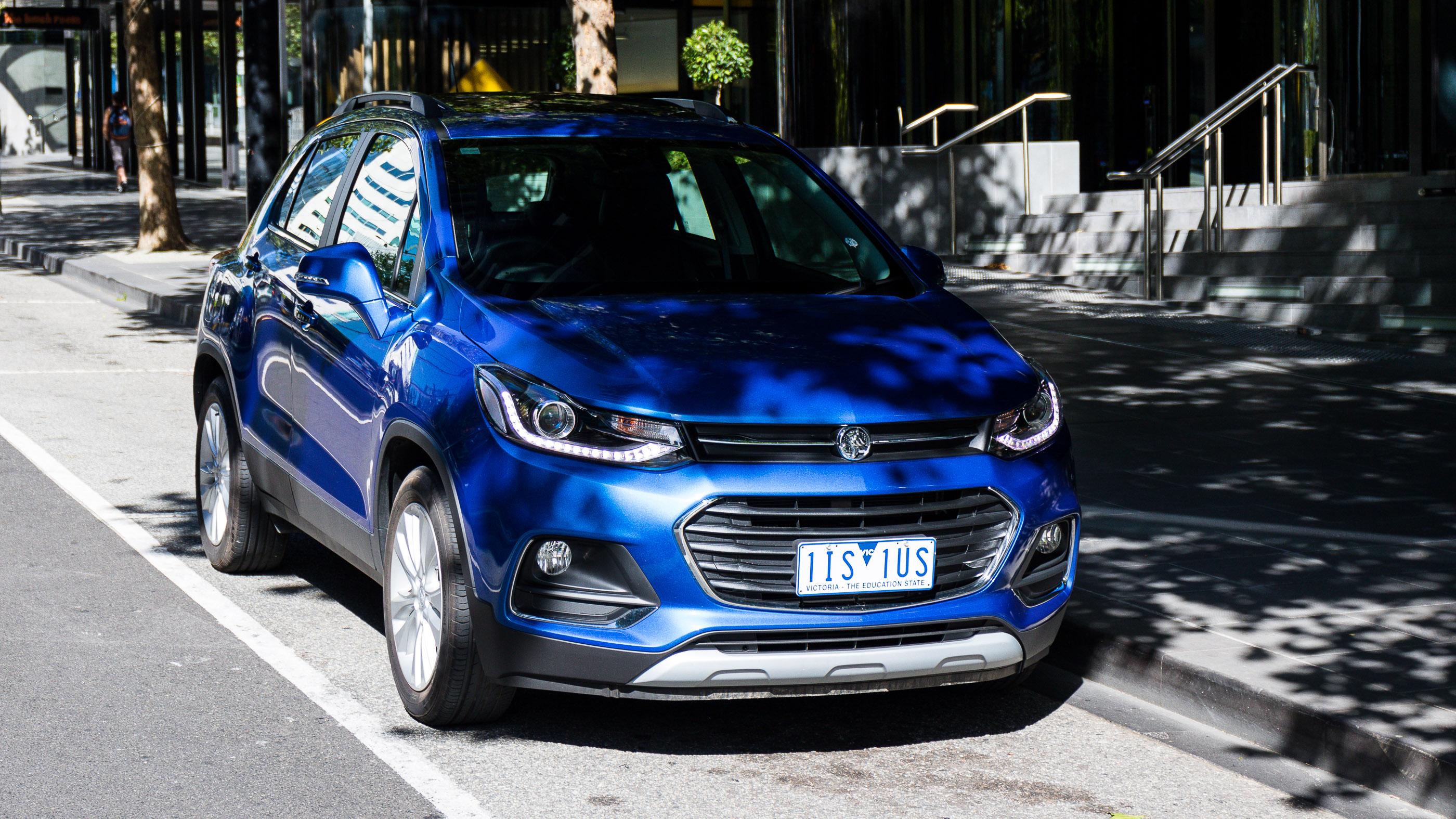 2017 Holden Trax LTZ review | CarAdvice