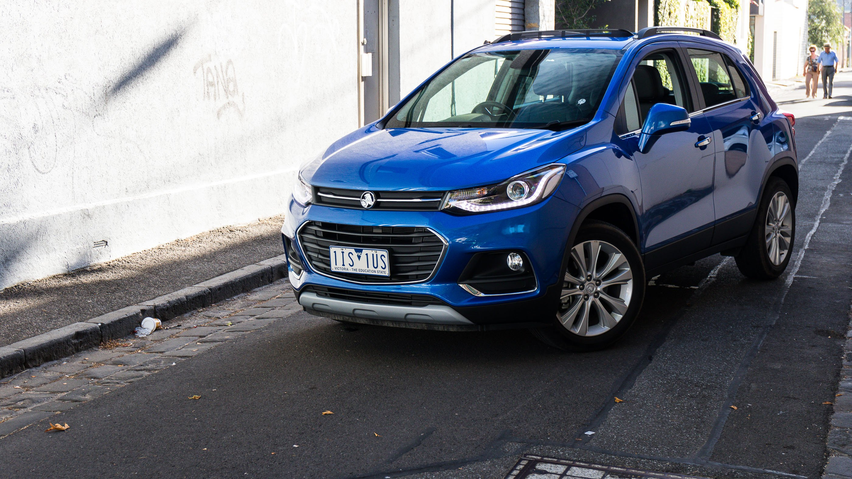 2017 Holden Trax LTZ review | CarAdvice