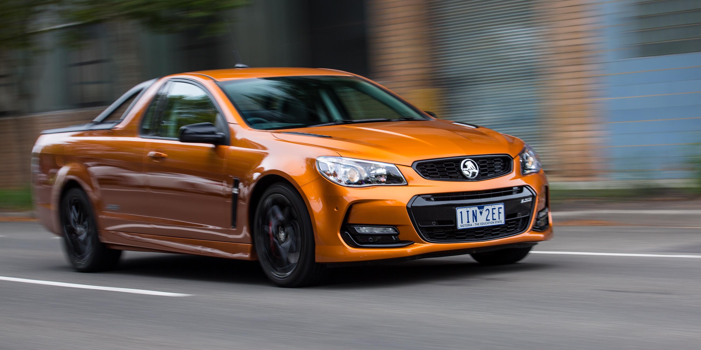 2017 Holden Ute SS V Redline review | CarAdvice