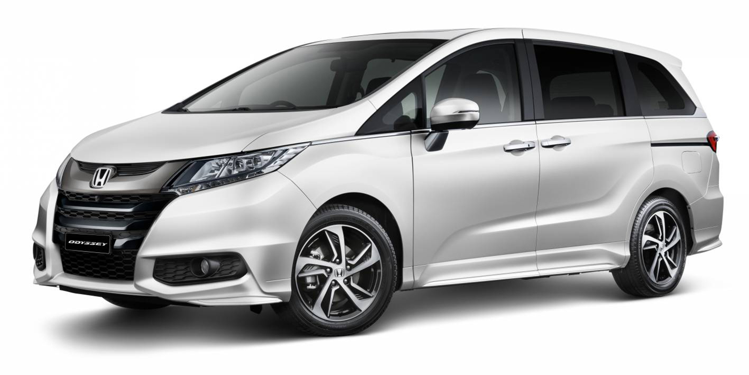 2017 honda jazz odyssey pricing and specs 2017 2018. Black Bedroom Furniture Sets. Home Design Ideas