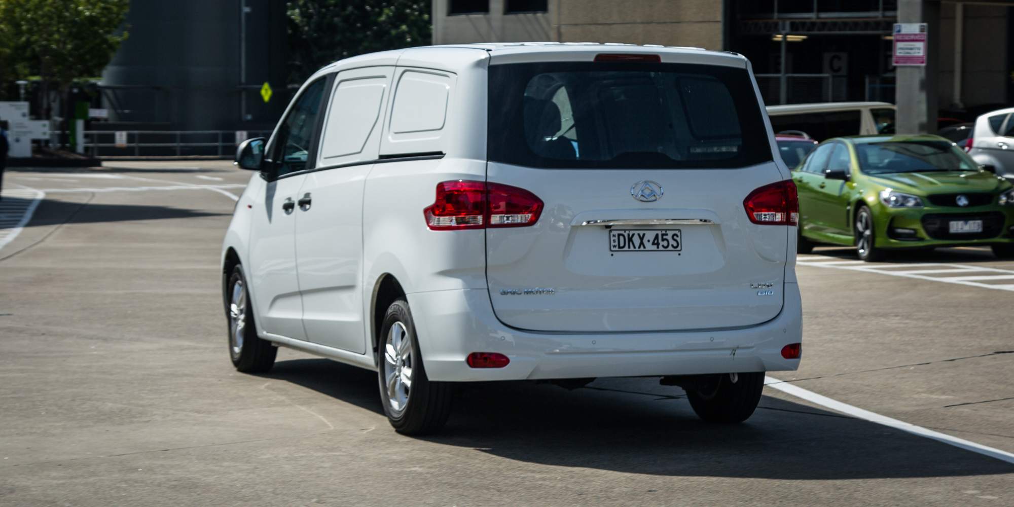Wonderful 2017 LDV G10 Diesel Manual Review  CarAdvice
