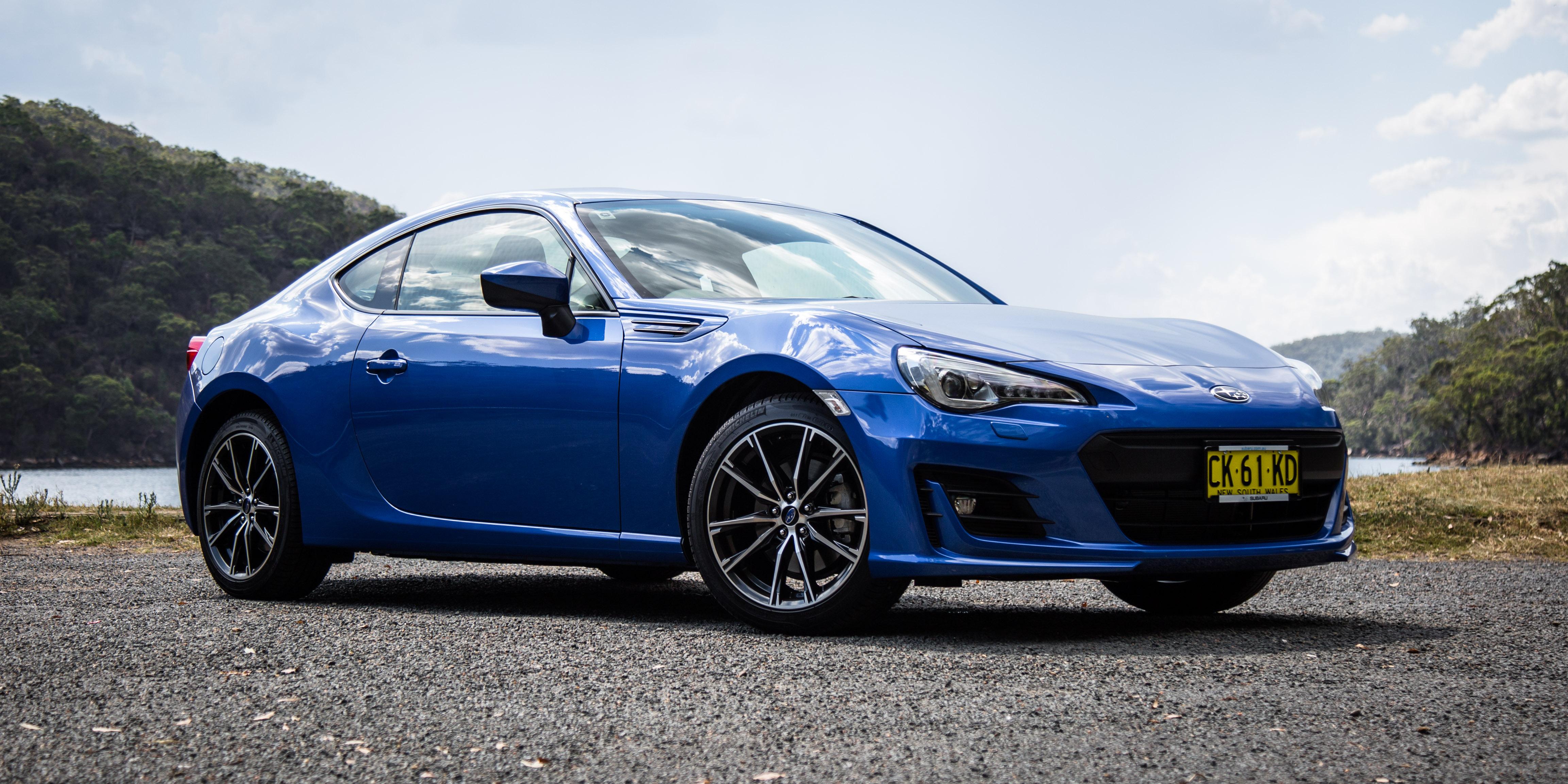 Mx 5 Rf Price >> Mazda MX-5 RF v Subaru BRZ comparison - Photos (1 of 95)