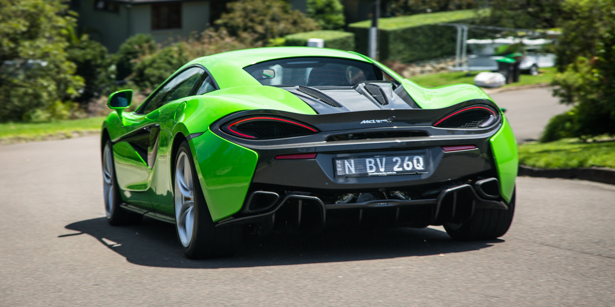 Awesome 2017 mclaren 570s review caradvice