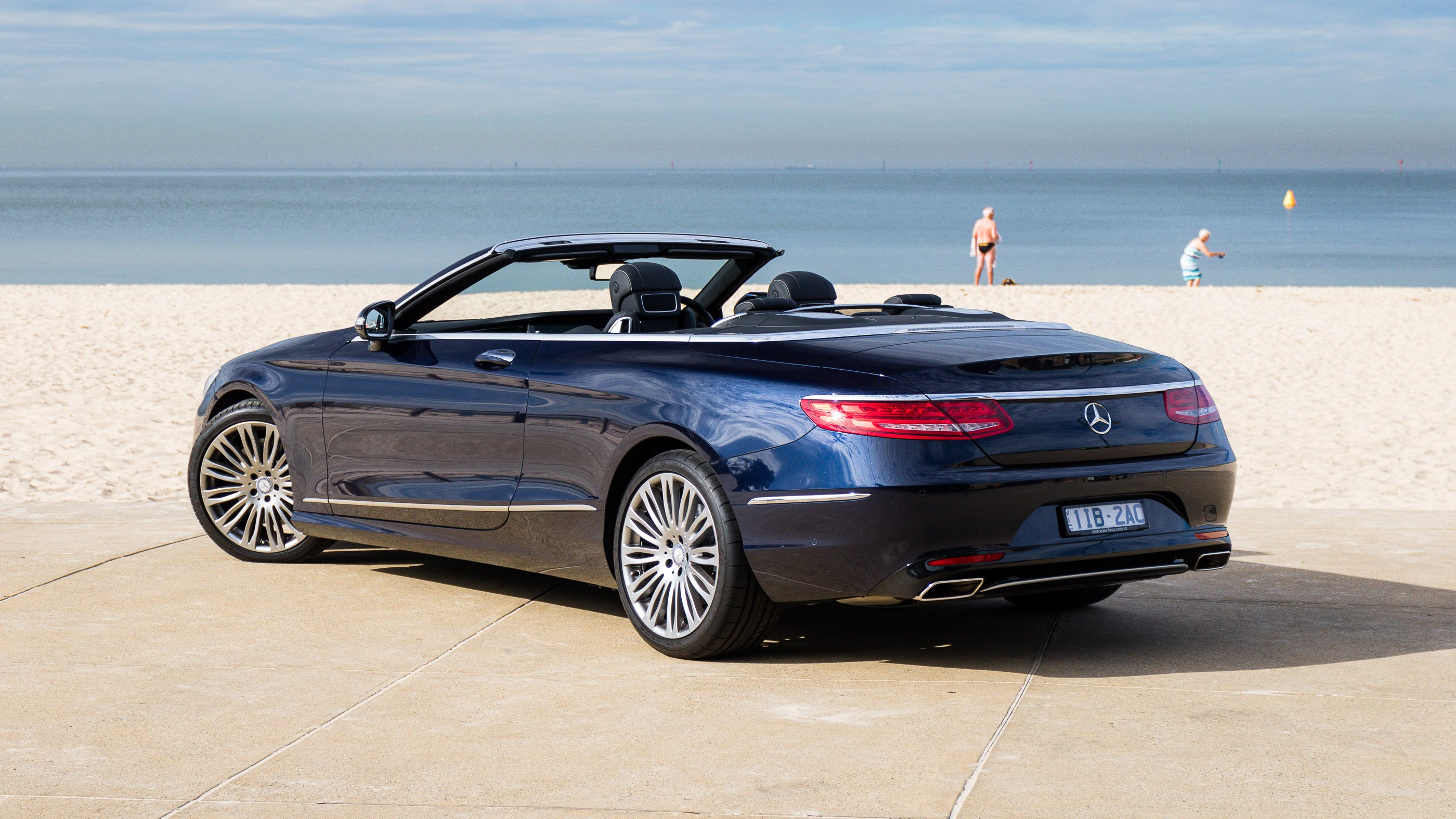 2017 mercedes benz s500 cabriolet review caradvice for Convertible mercedes benz 2017