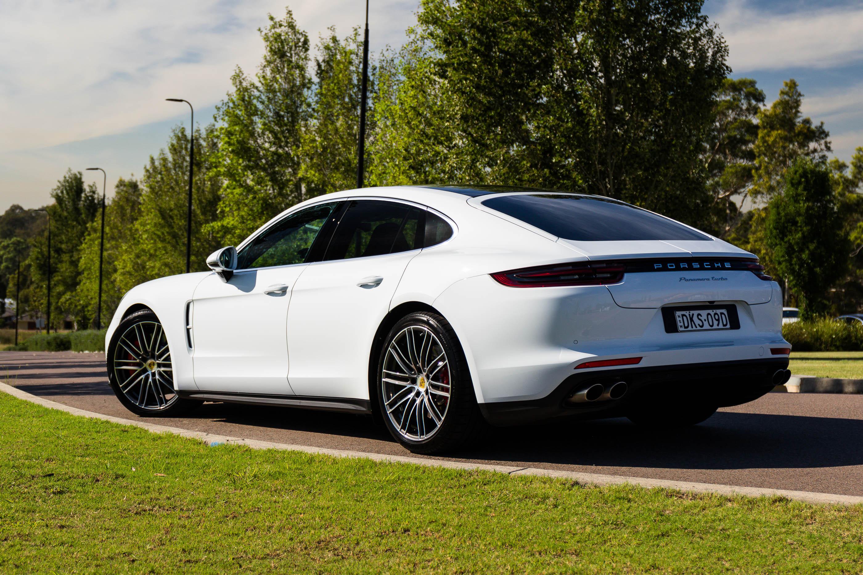 2017 Porsche Panamera Review Caradvice