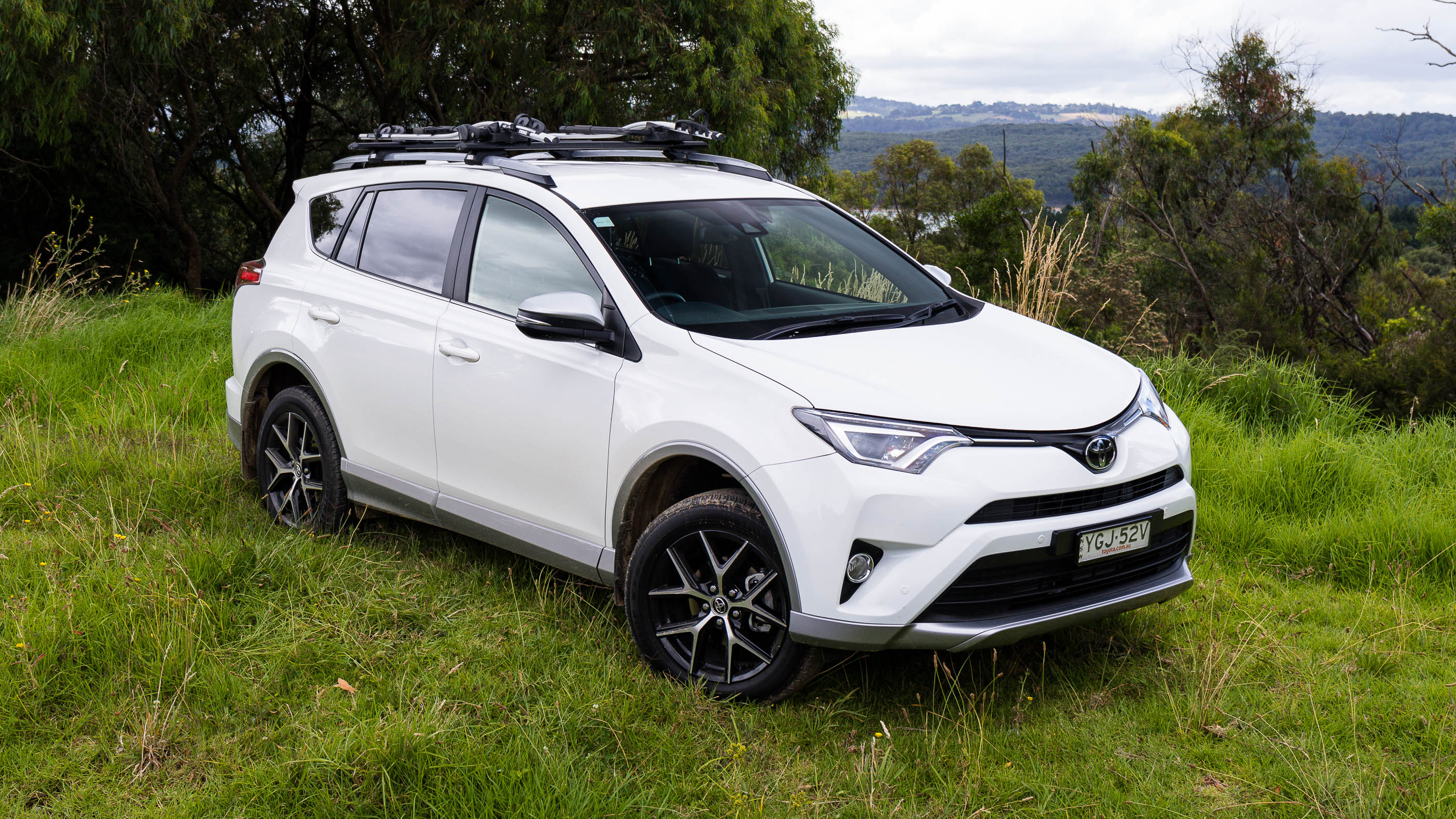 Original 2017 Toyota RAV4 GXL Longterm Review Six And Farewell  CarAdvice