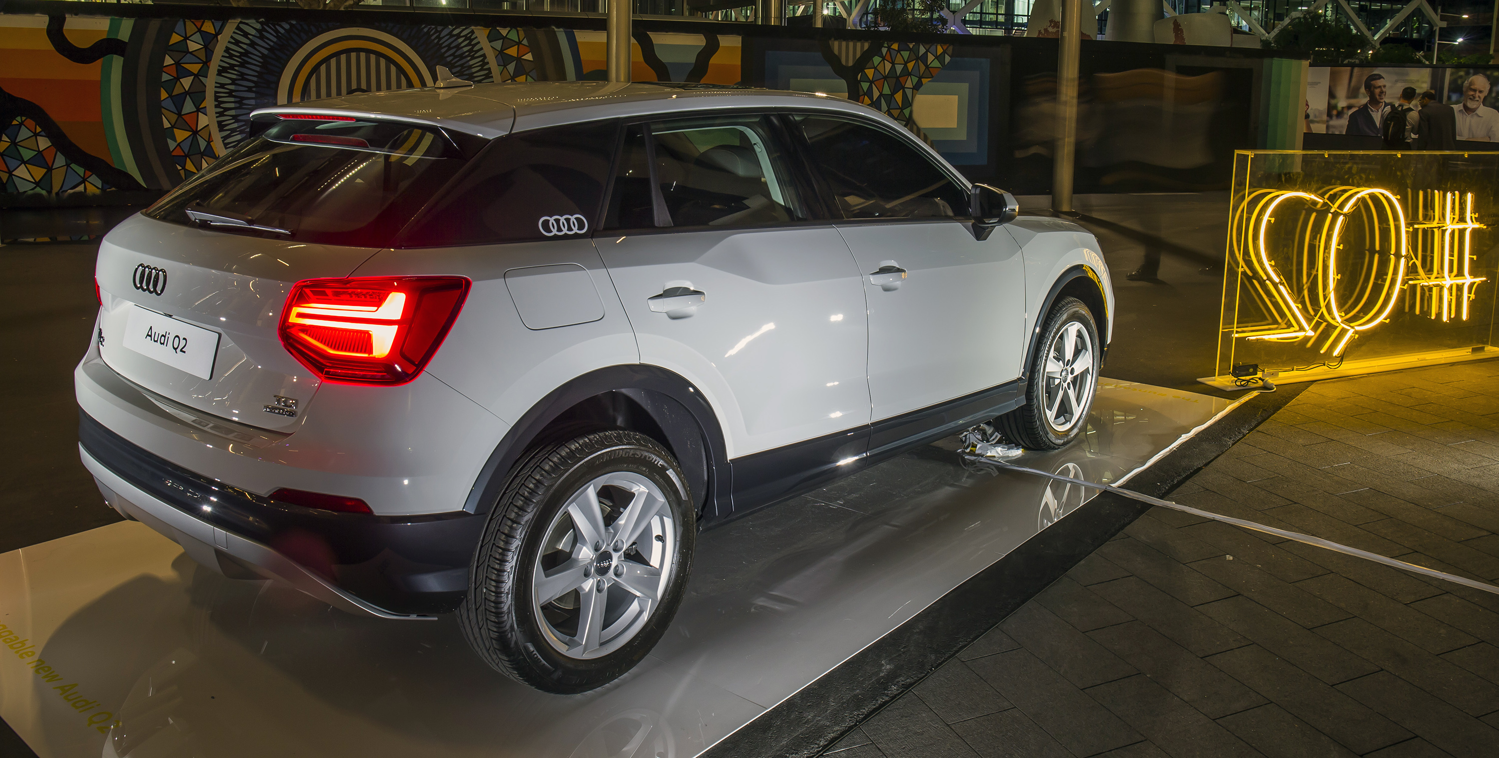 2017 Audi Q2 pricing and specs: Launch Edition opens baby SUV line-up - Photos (1 of 19)