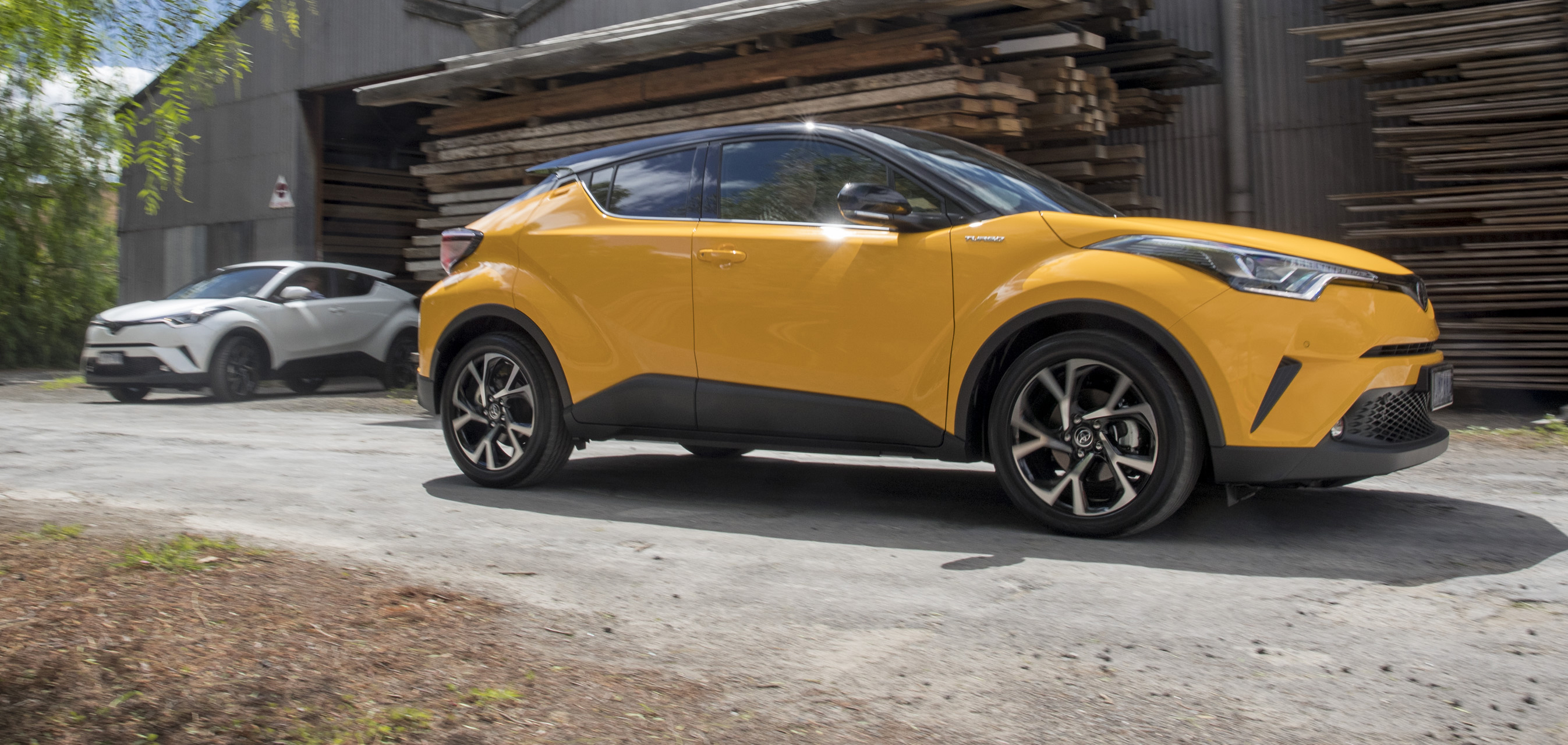2017 Toyota CHR review  CarAdvice
