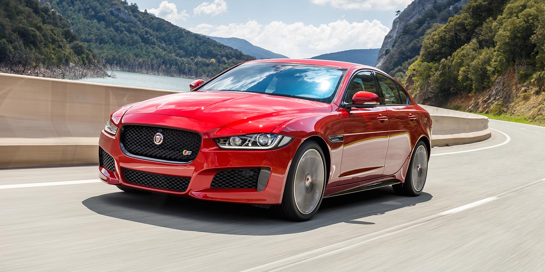 2017 Jaguar F Pace Prestige >> 2018 Jaguar XE, XF, F-Pace updates announced - Photos (1 of 10)