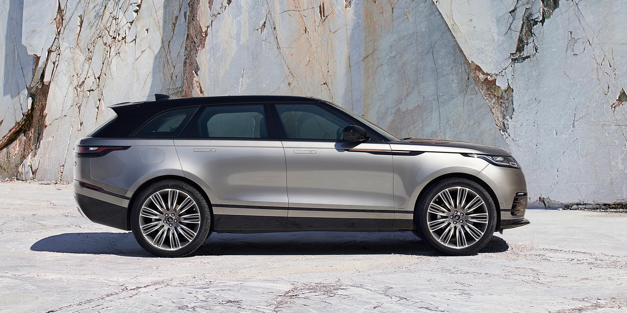 2018 Range Rover Velar Full Pricing Revealed Update Photos 1 Of 4