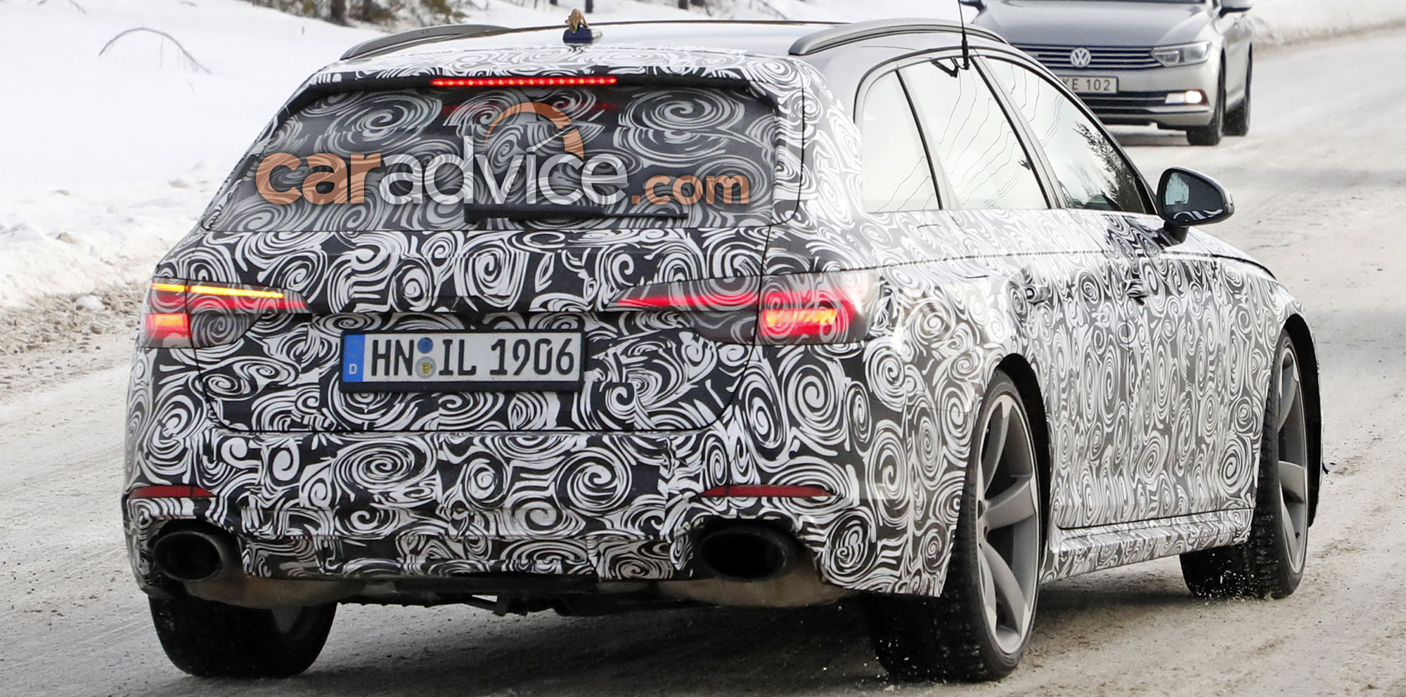 2018 audi van.  2018 2018 audi rs4 avant spied with production body on audi van