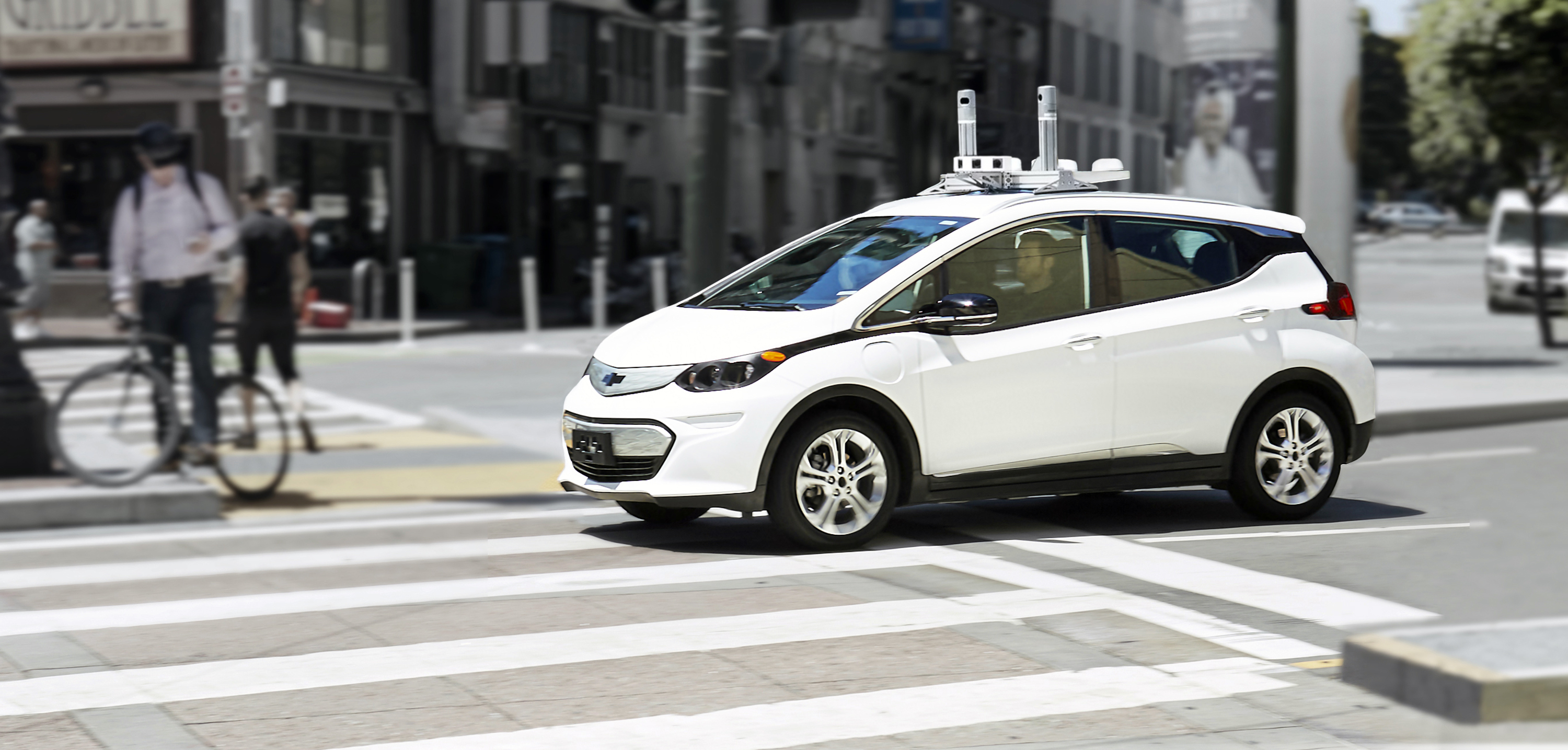 Gm s cruise automation showcases hands off driving video