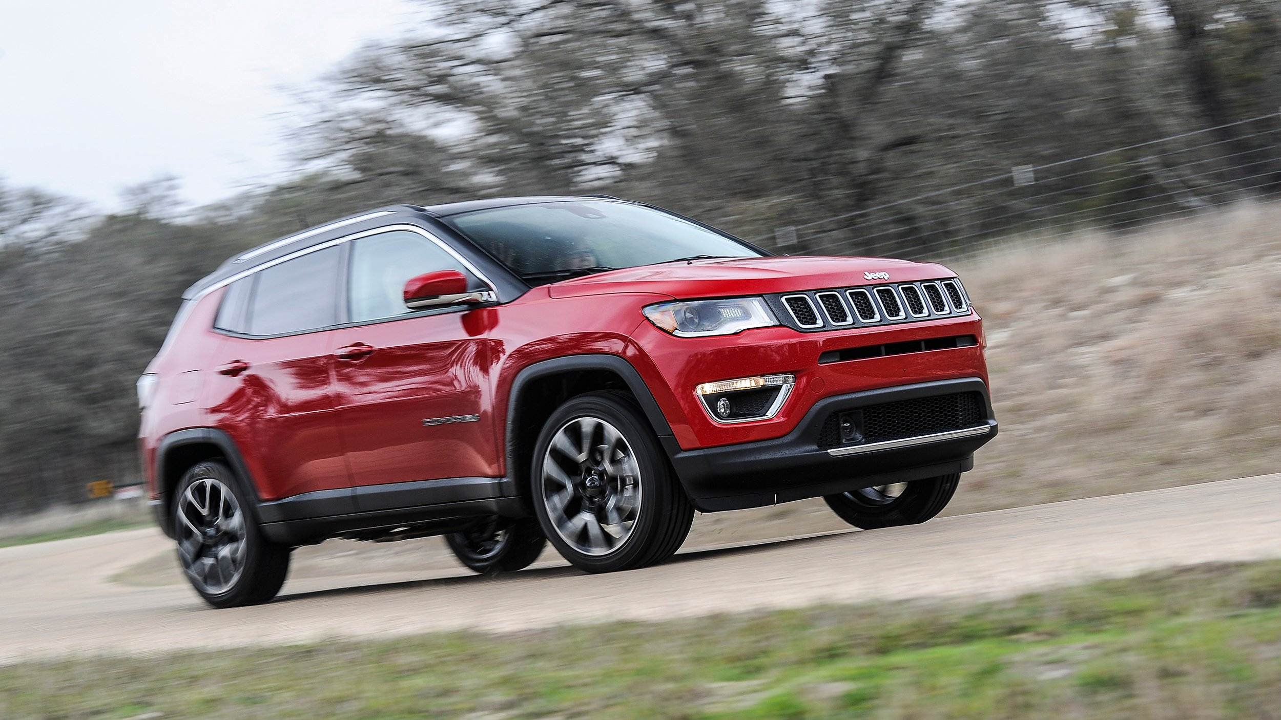 Perfect 2017 Jeep Compass Review  CarAdvice