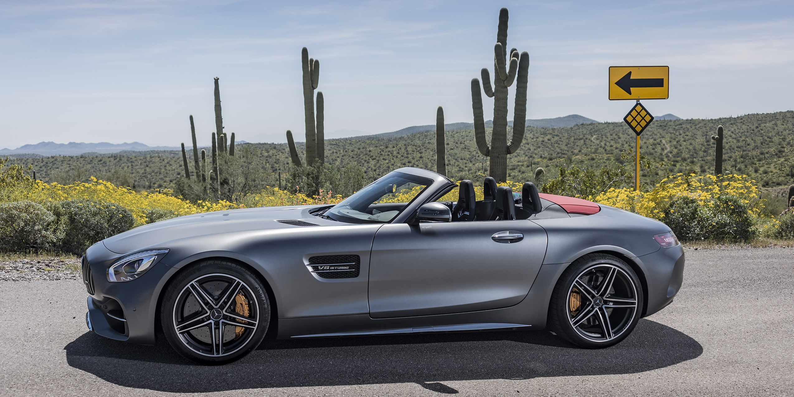 2017 mercedes amg gt c roadster review caradvice. Black Bedroom Furniture Sets. Home Design Ideas