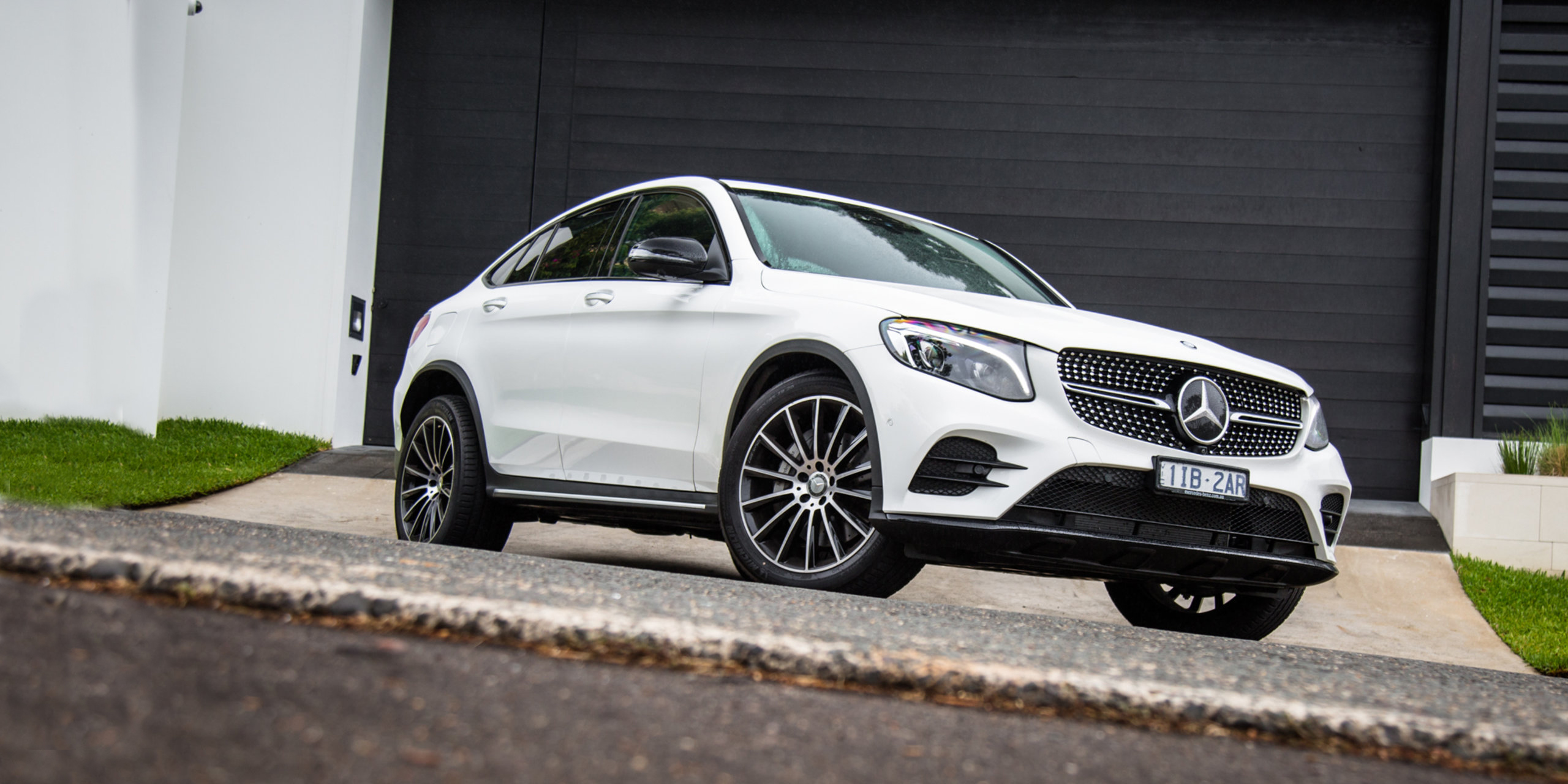 Glc Coupe Price >> 2017 Mercedes-Benz GLC250 Coupe review   CarAdvice