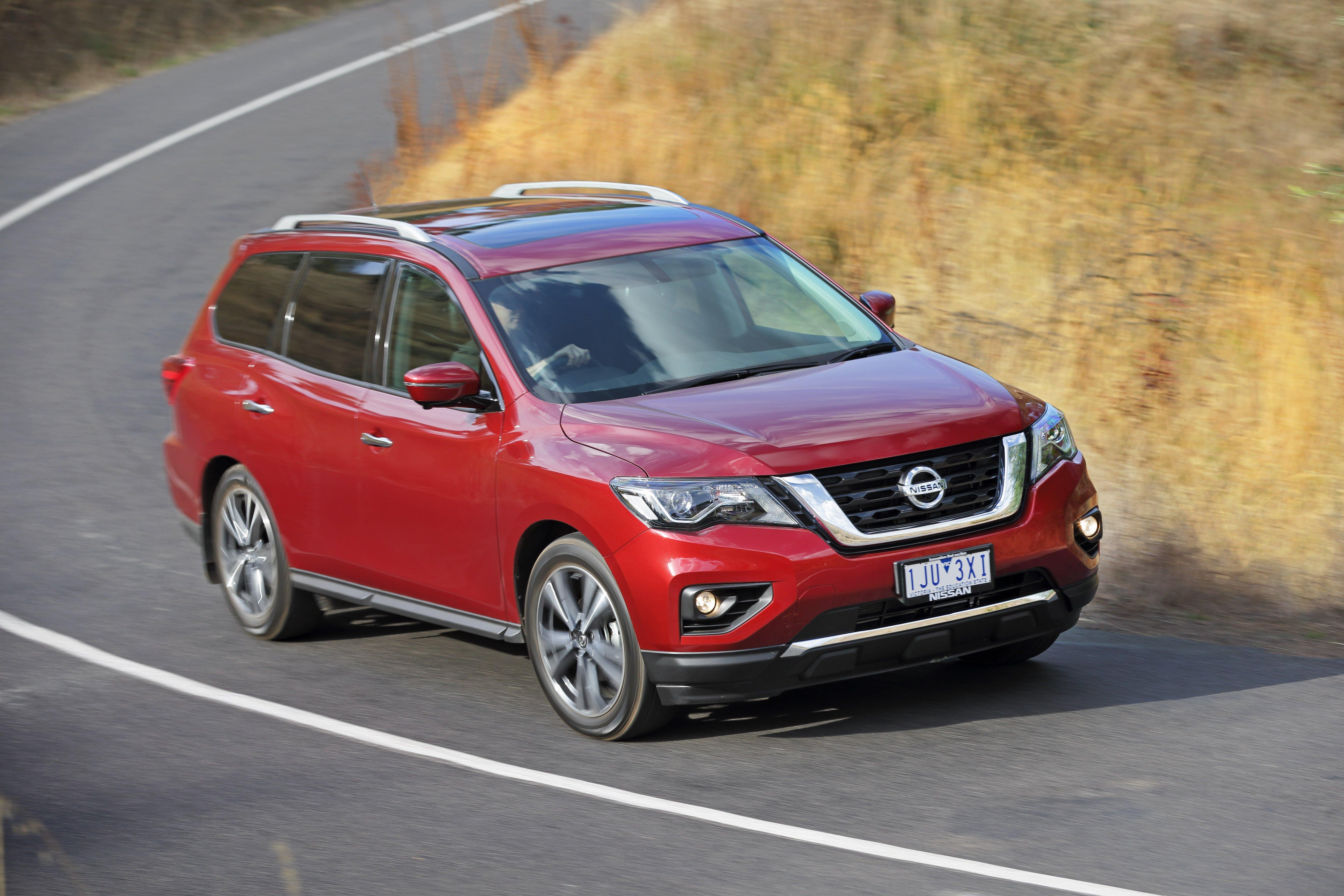 2017 Nissan Pathfinder review   CarAdvice