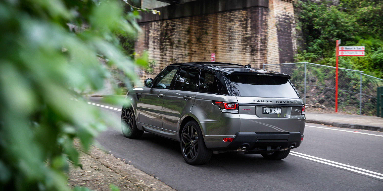 Land Rover Range Rover Evoque Autobiography >> 2017 Range Rover Sport SDV8 HSE Dynamic review | CarAdvice