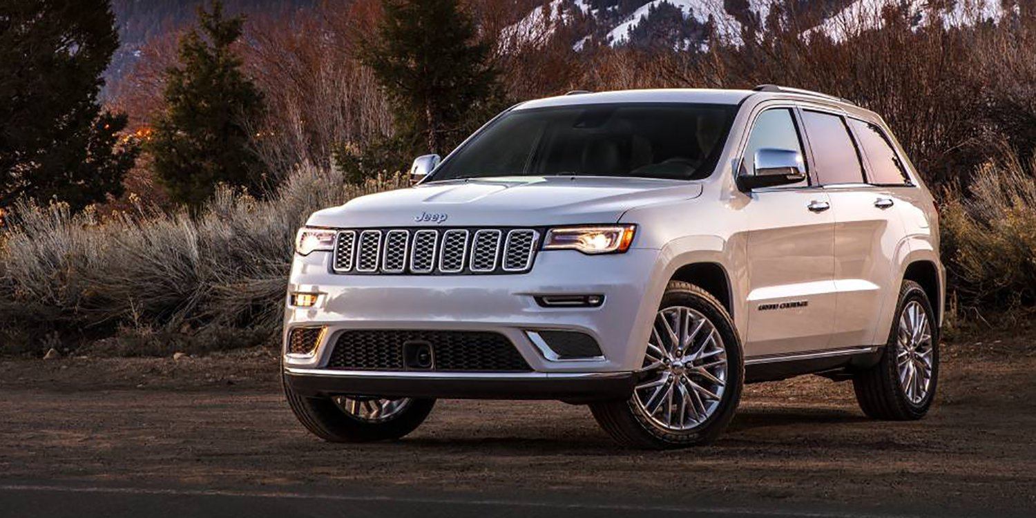 2017 jeep grand cherokee pricing and specs photos 1 of 9