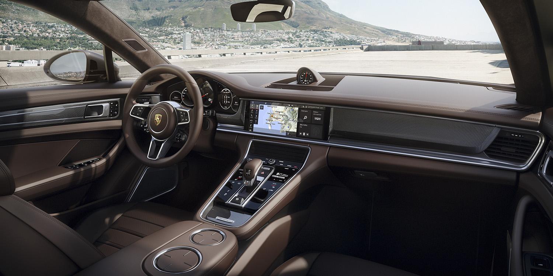 porsche panamera wagon 2018. Contemporary 2018 2018 Porsche Panamera Sport Turismo Revealed Available To Order Now In Porsche Panamera Wagon N