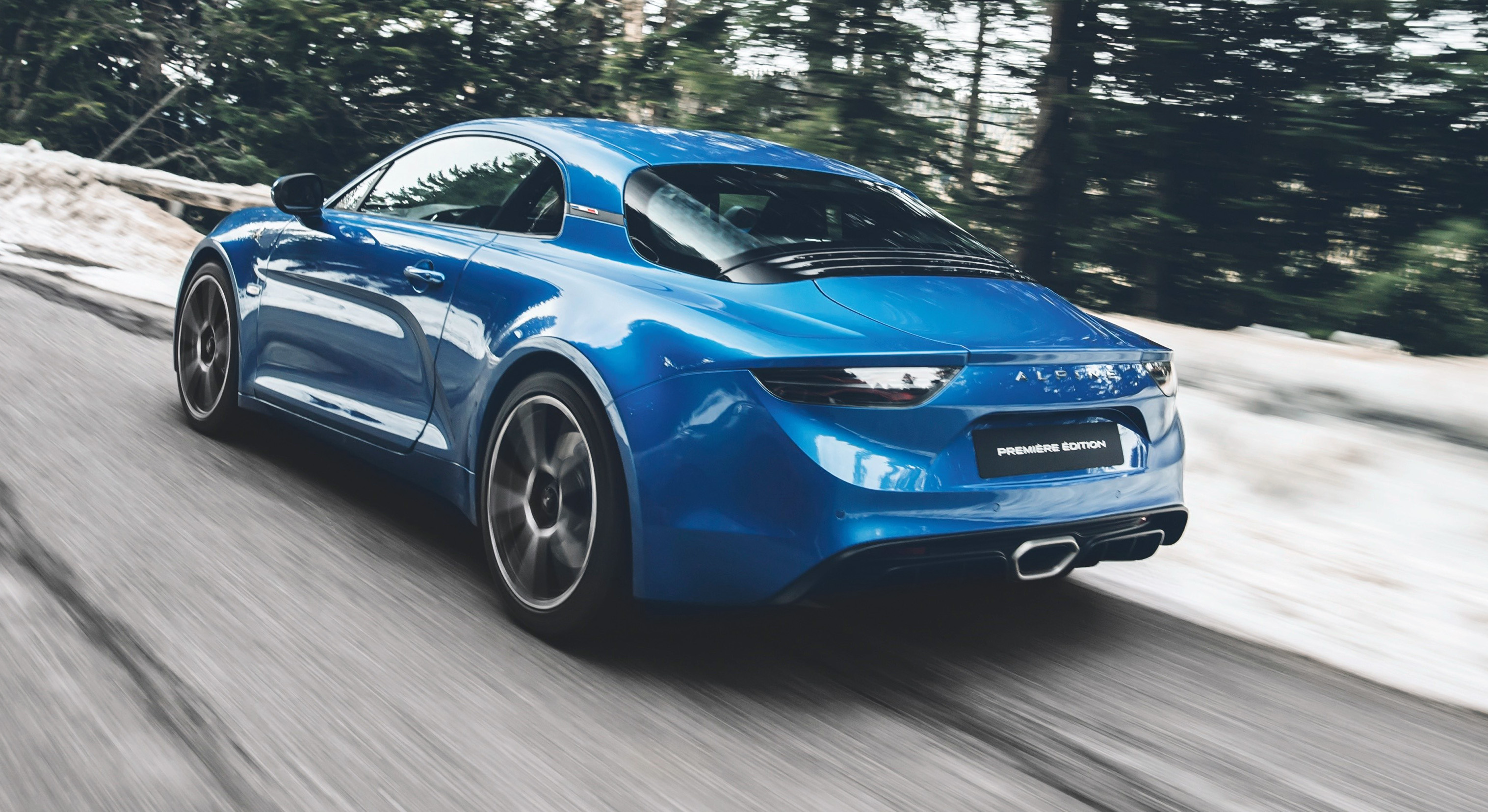 2018 Alpine A110 detailed: video - Photos (1 of 25)
