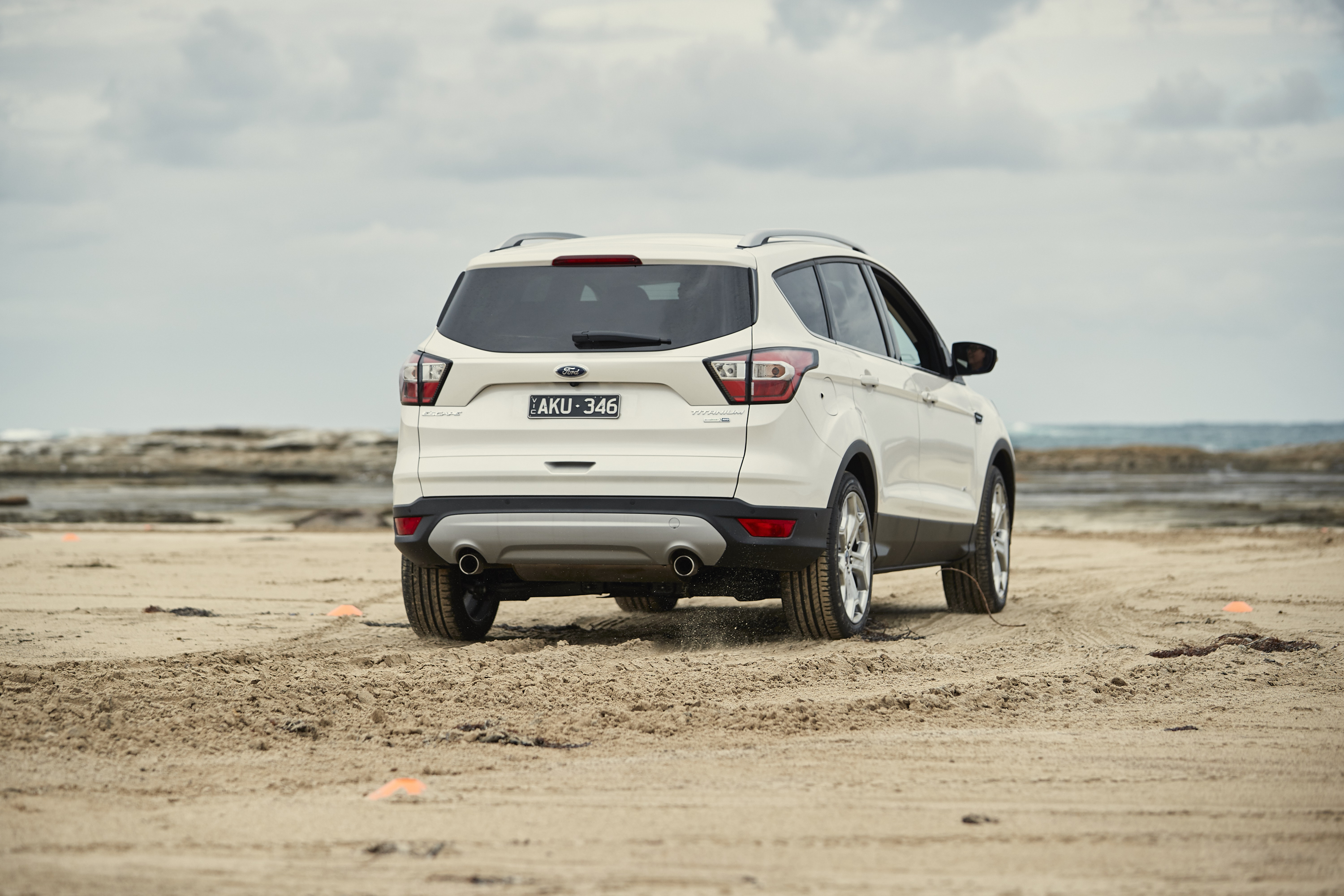 Cool 2017 Ford Escape Beach Blast  Photos 1 Of 59