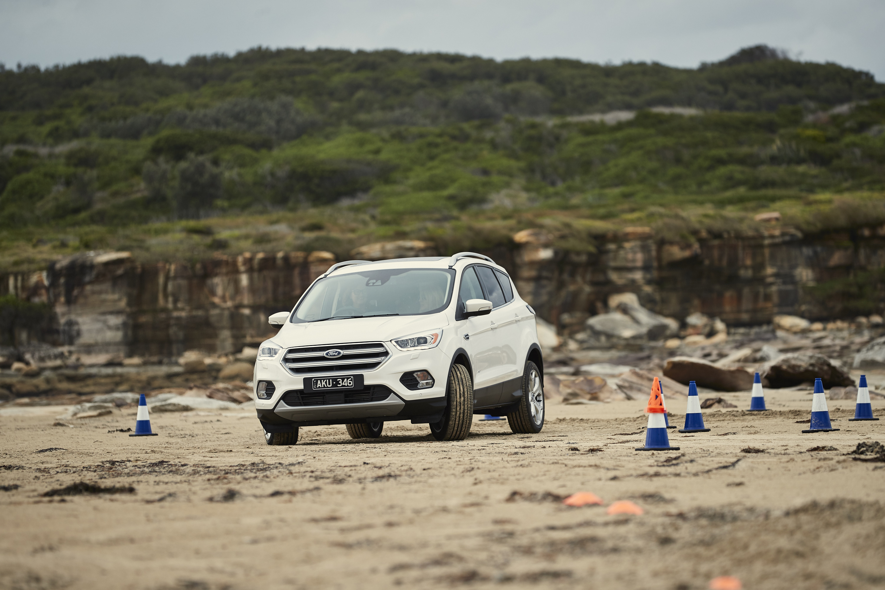 Model 2017 Ford Escape Beach Blast  Photos 1 Of 59