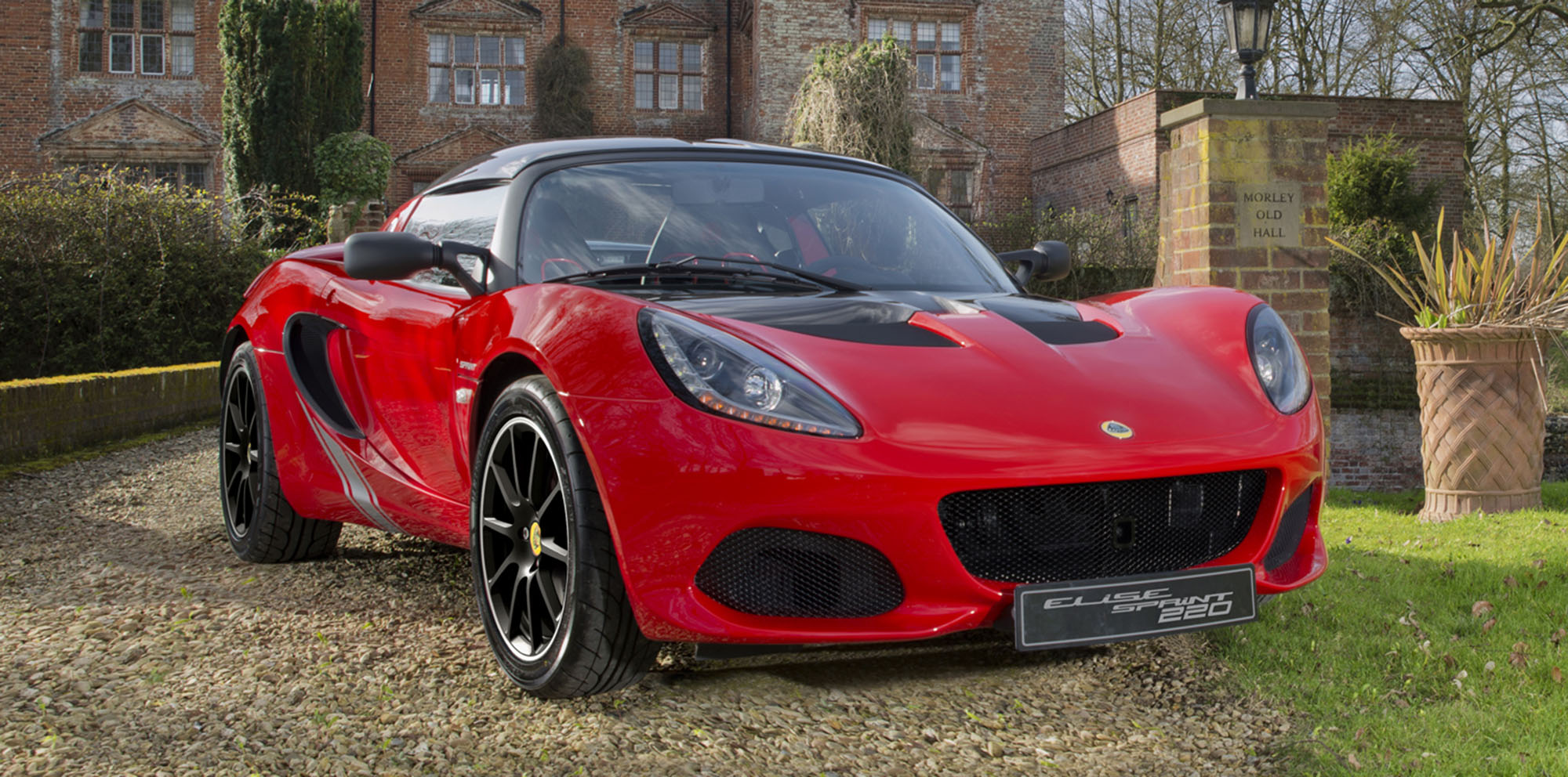 2017 lotus elise sprint unveiled with less weight changes for rest of range photos 1 of 4. Black Bedroom Furniture Sets. Home Design Ideas