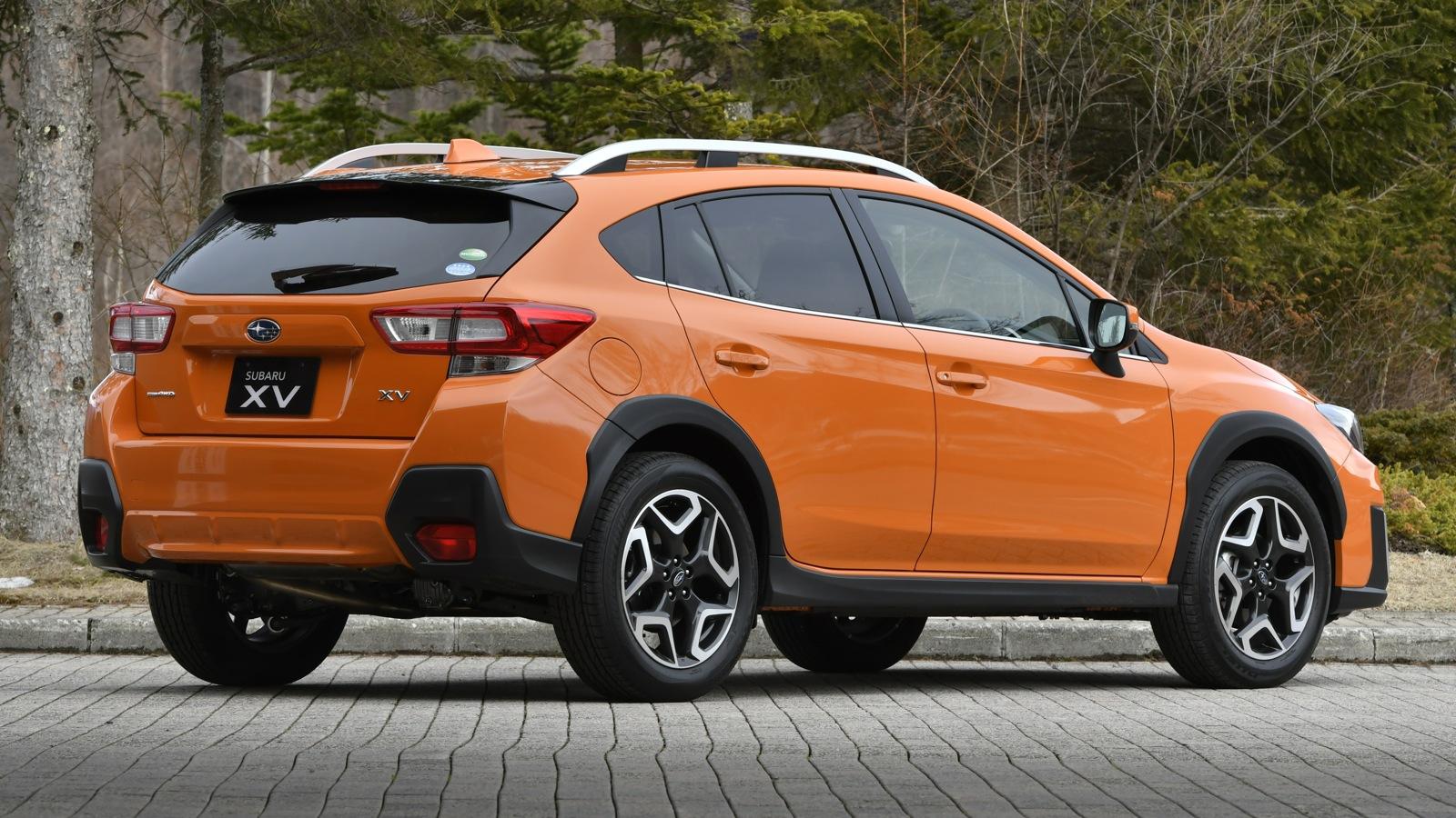 Luxury 2017 Subaru XV Review  CarAdvice